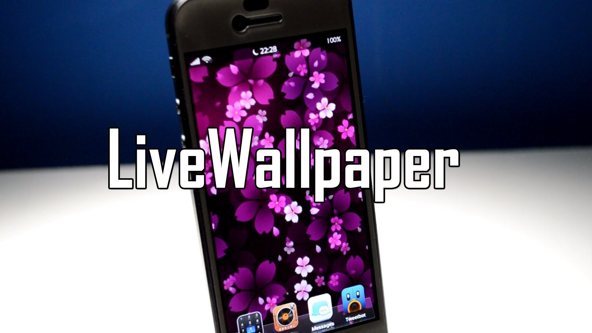 1920x1080 LiveWallpaper - Live Wallpapers & Scrolling Background On iPhone 5/iOS 6 -  YouTube