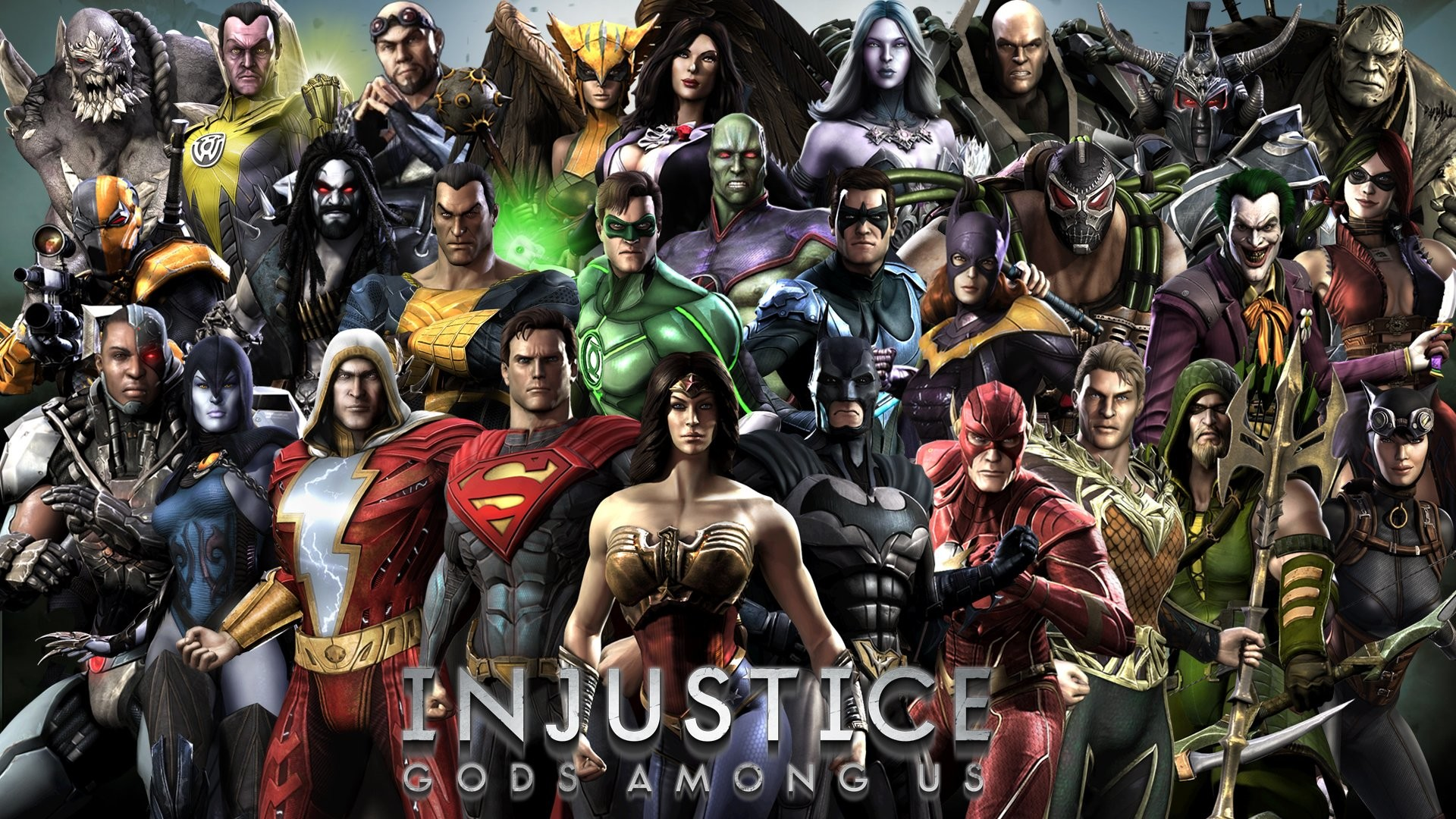 Injustice gods among us wallpapers 85 images 1920x1080 video game injustice gods among us wallpaper voltagebd Gallery