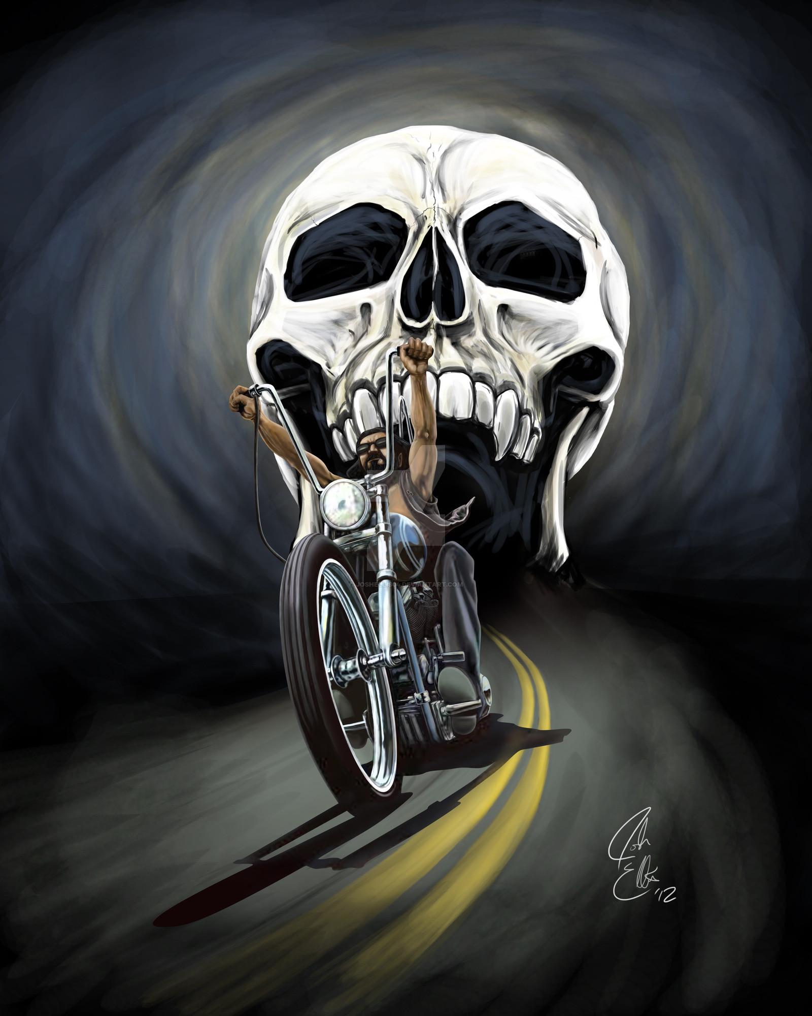 David Mann Ghost Rider