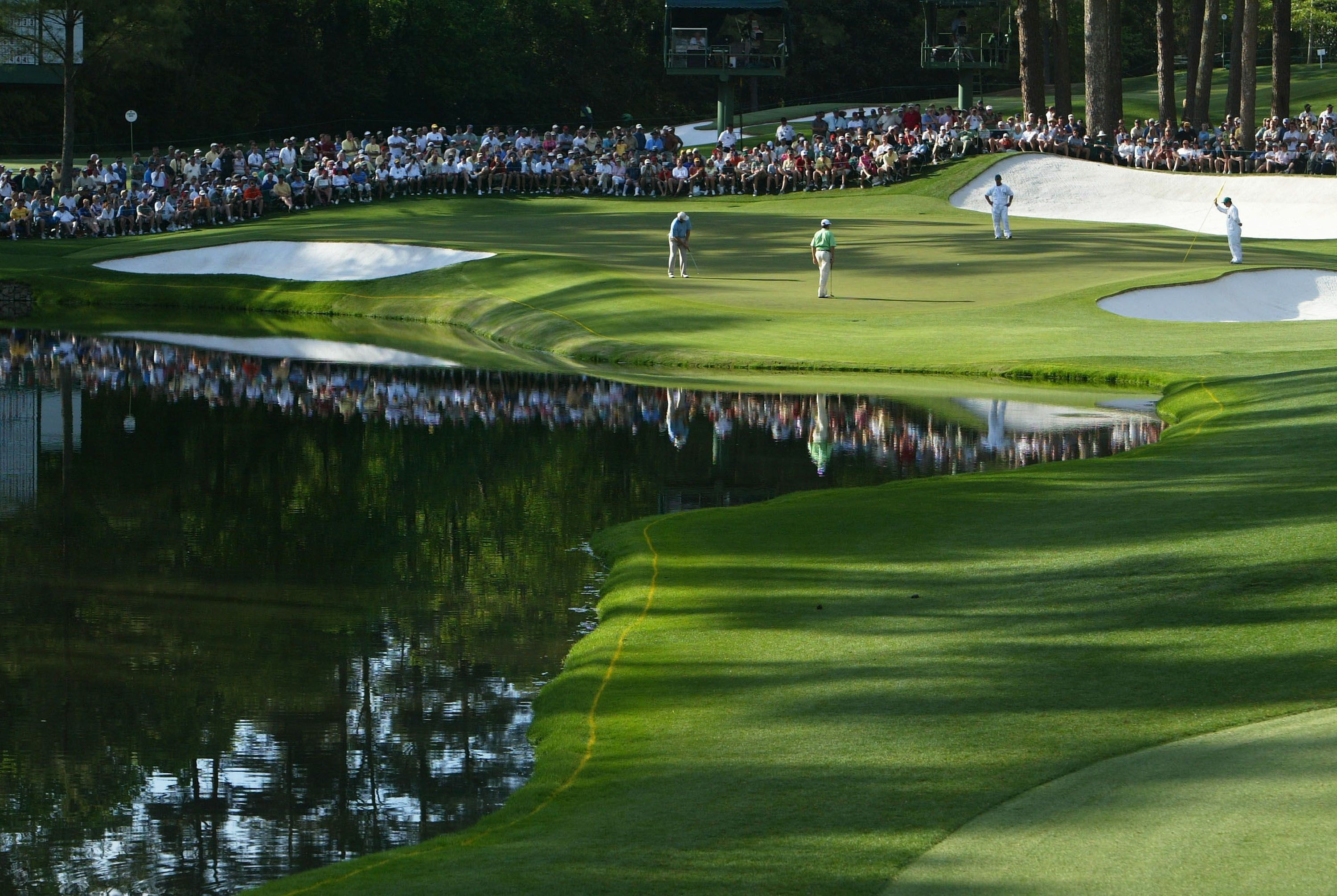 3000x2010 The Augusta National Golf Course Wallpapers HD Masters 2015 .