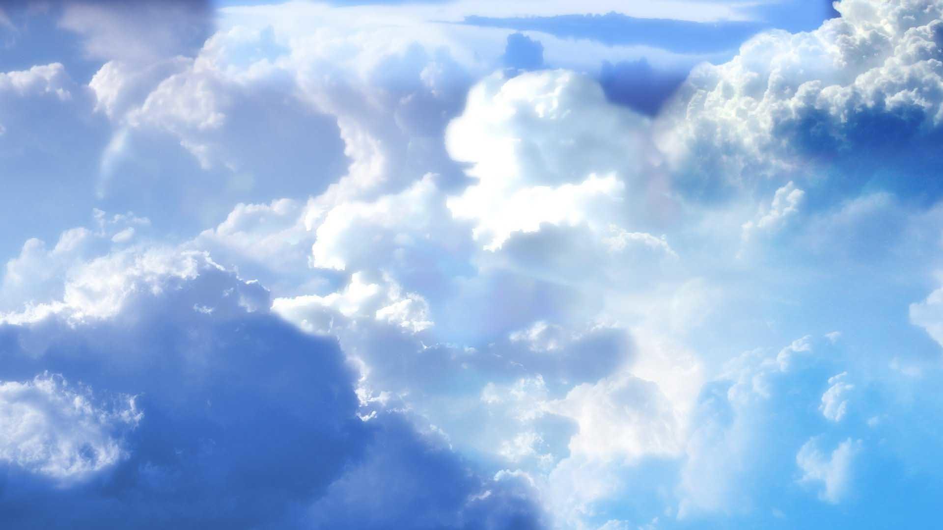 Group Of Heaven Hd Desktop Wallpaper