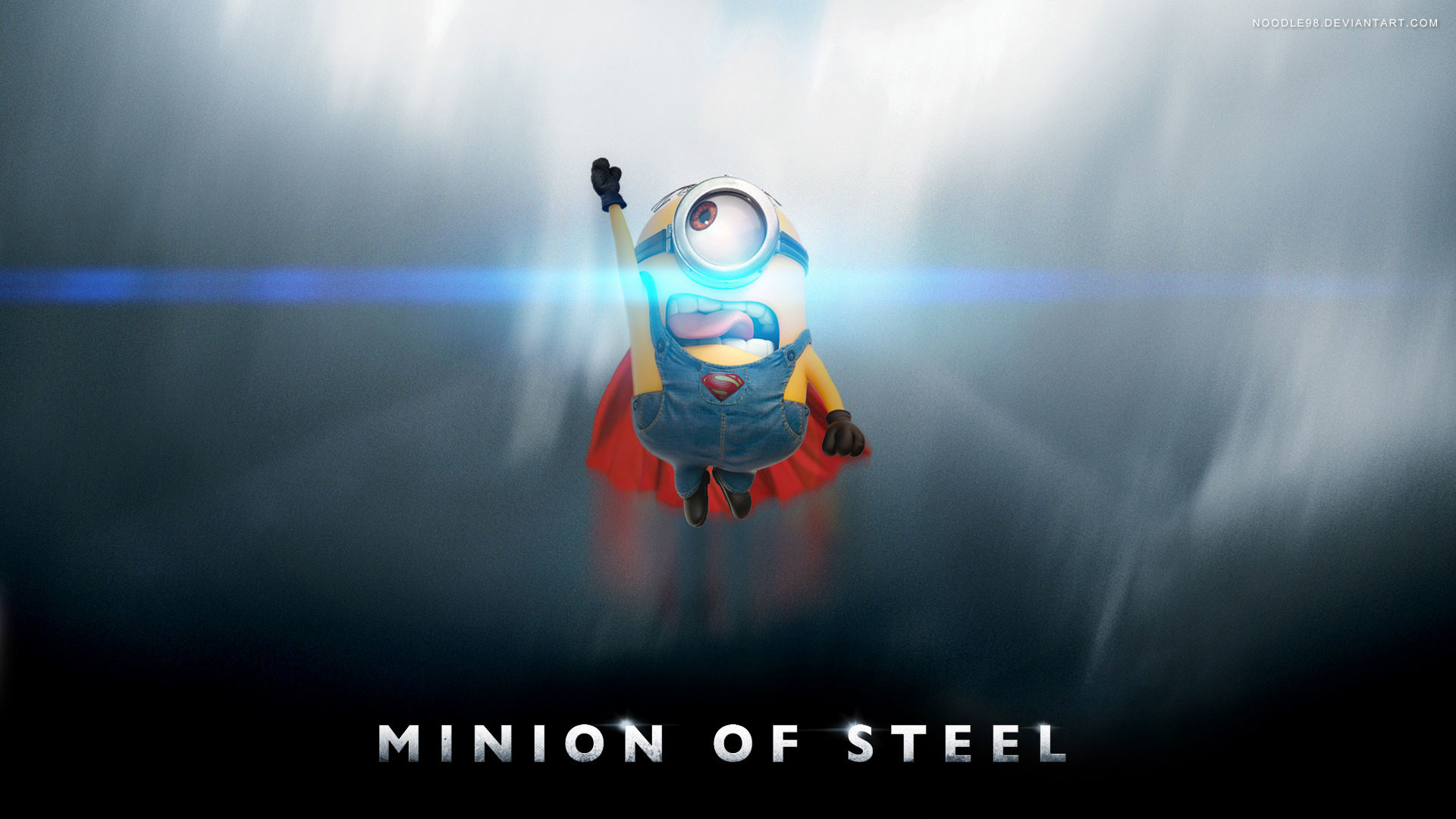 1920x1080 Superman Minion of Steel Pictures