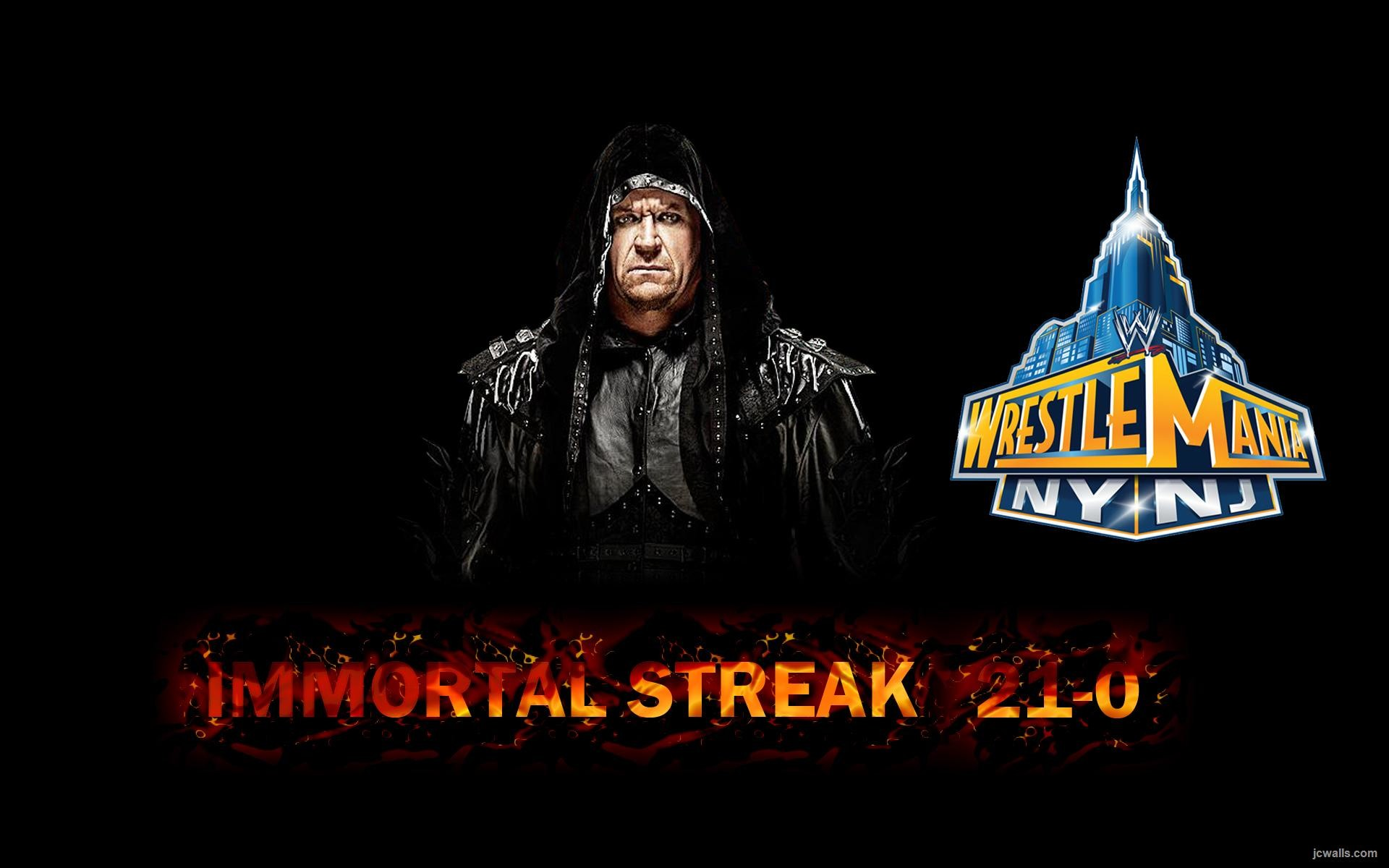 1920x1200 The Undertaker WrestleMania 29