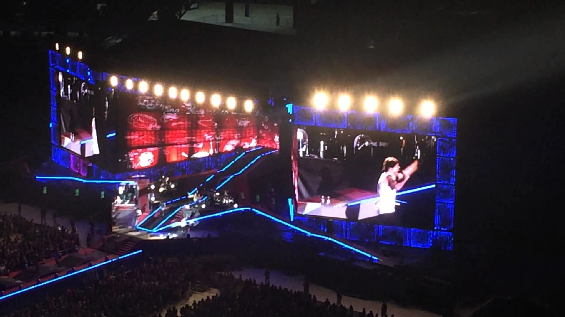 1920x1080 One direction sweet home Alabama and thanking the band Gillette stadium  boston ma 2014 one direction