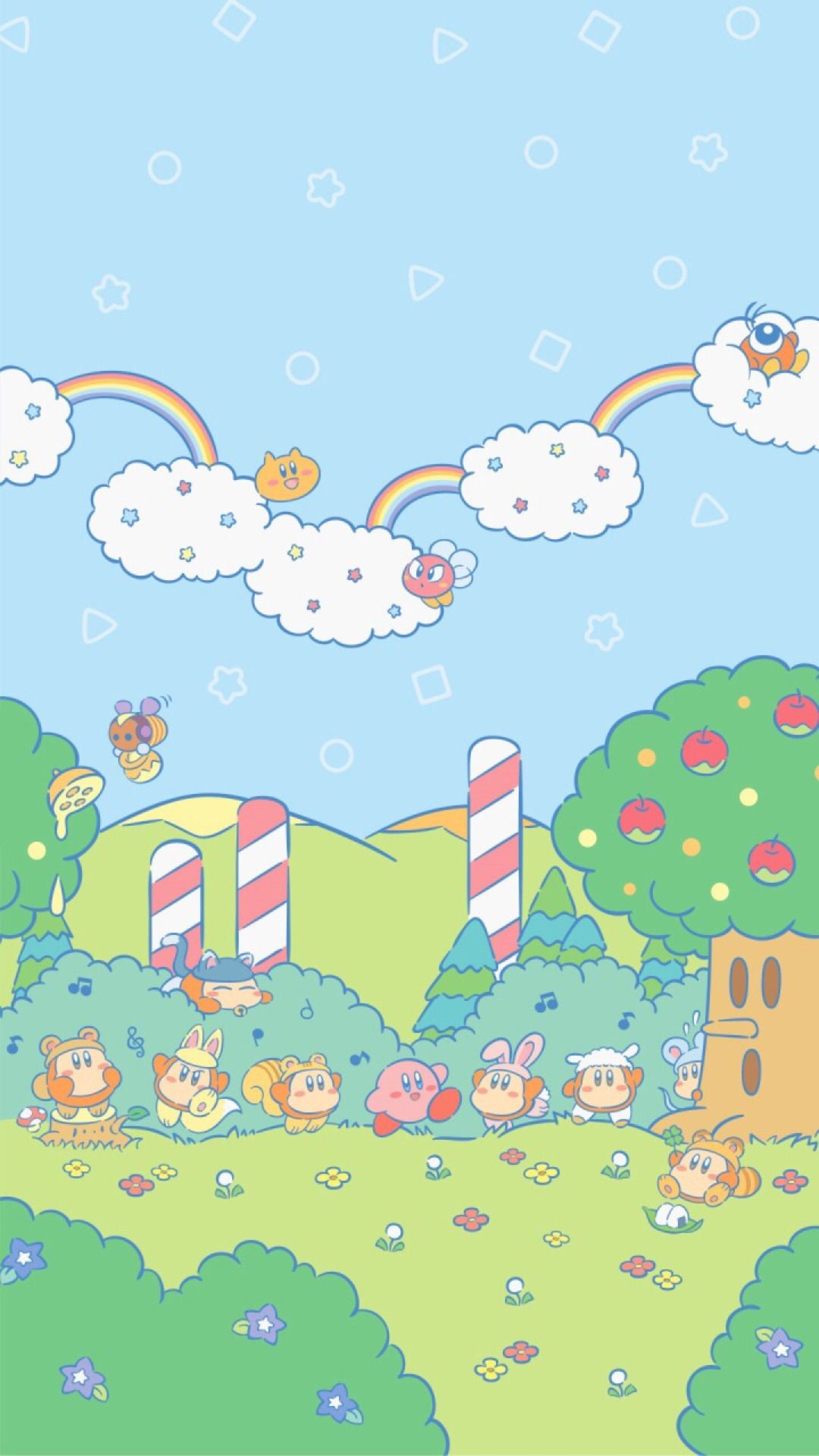 Cute Nintendo Phone Wallpaper