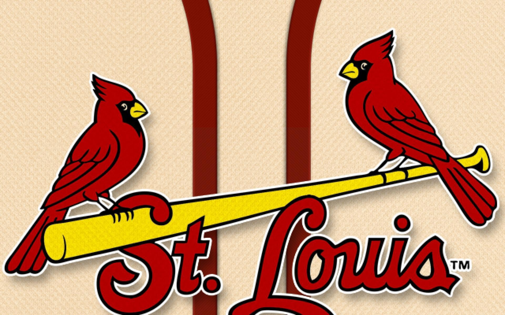 1920x1200  Wallpaper st louis cardinals, cardinals, baseball, logo