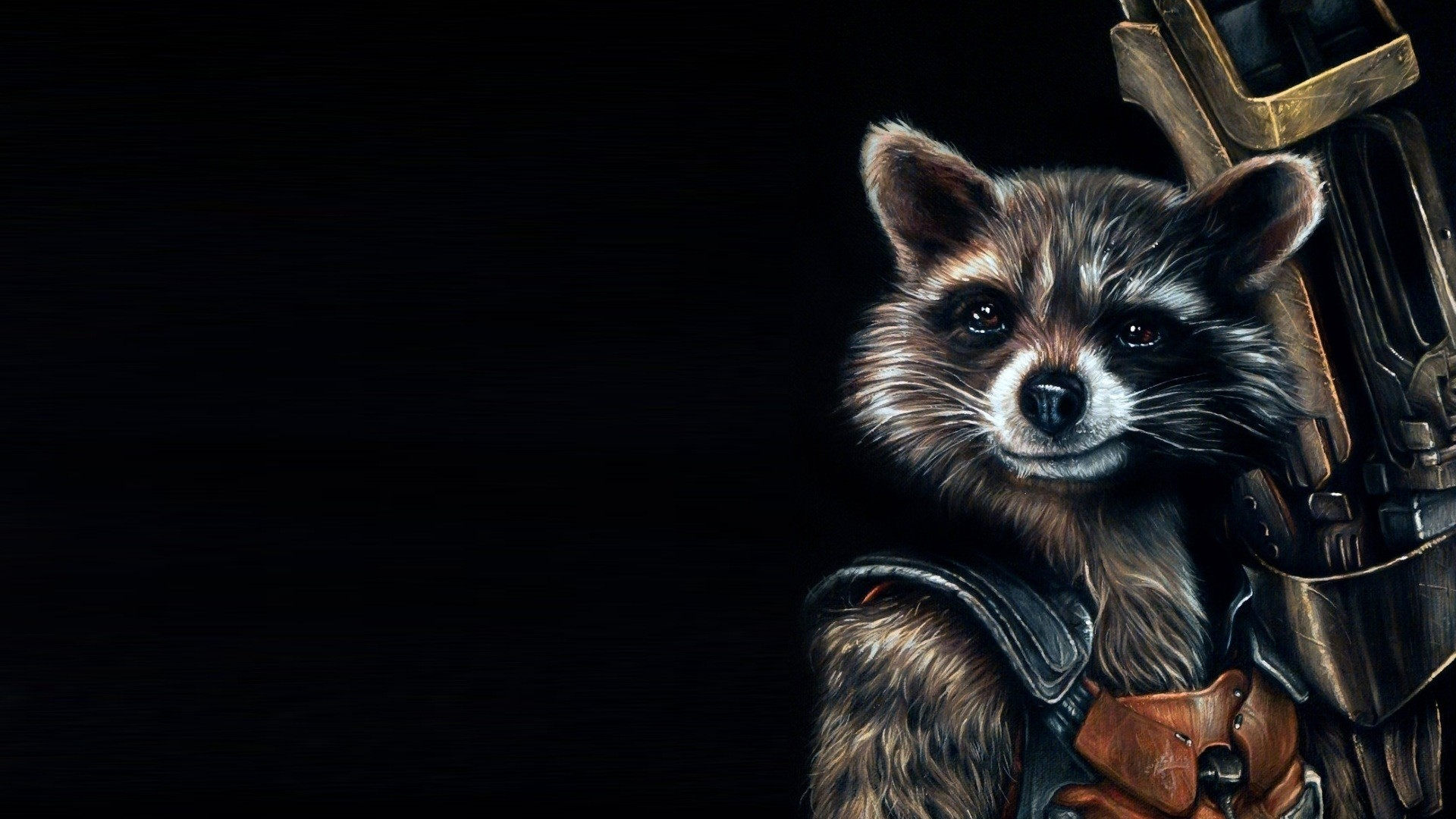1920x1080  Wallpaper guardians of the galaxy, raccoon, rocket