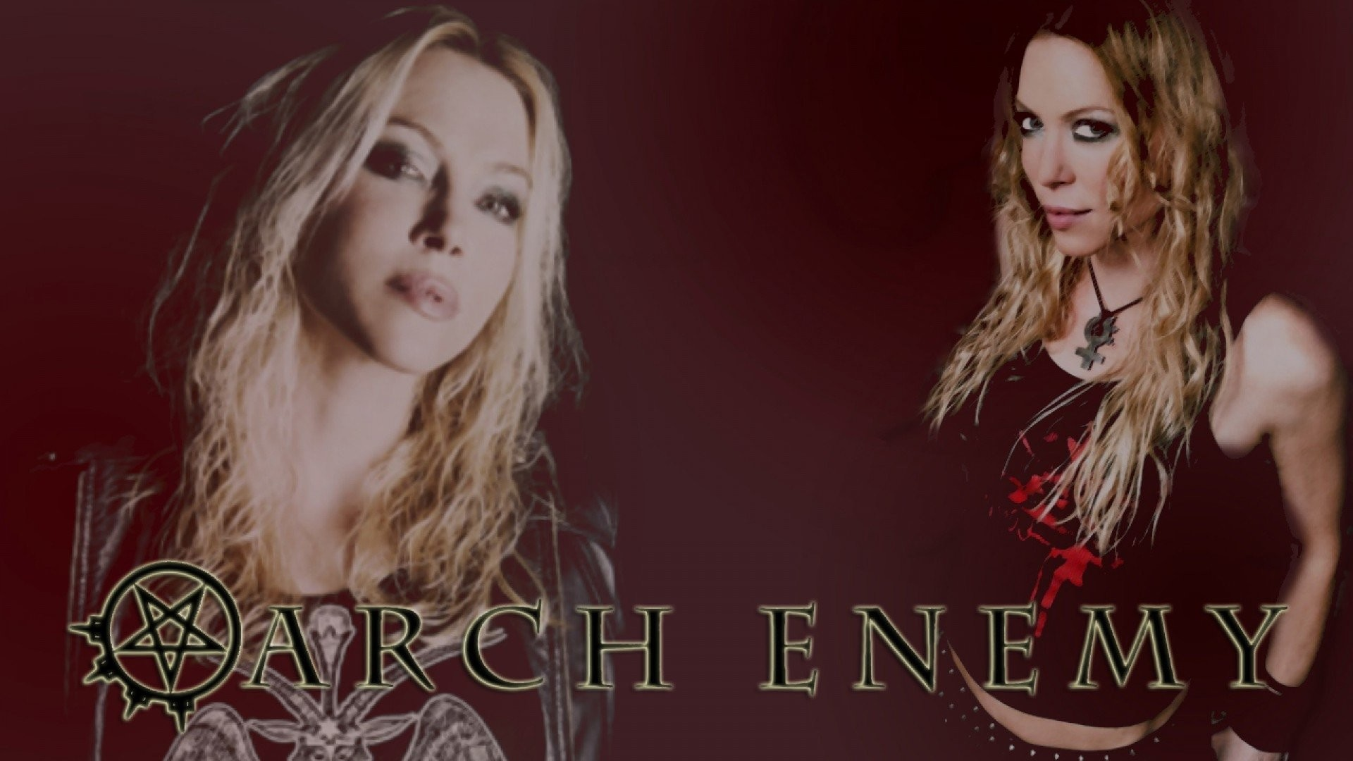 1920x1080 Music - Arch Enemy Wallpaper