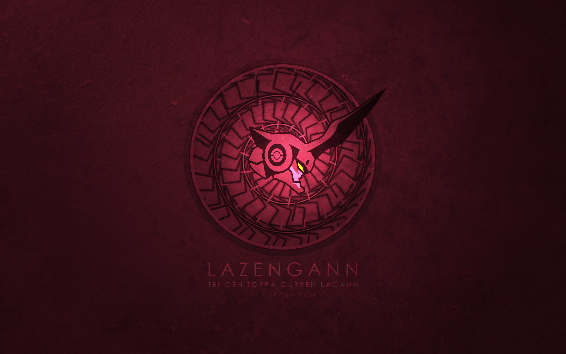1920x1200 Lazengann 1900x1200 Wallpaper