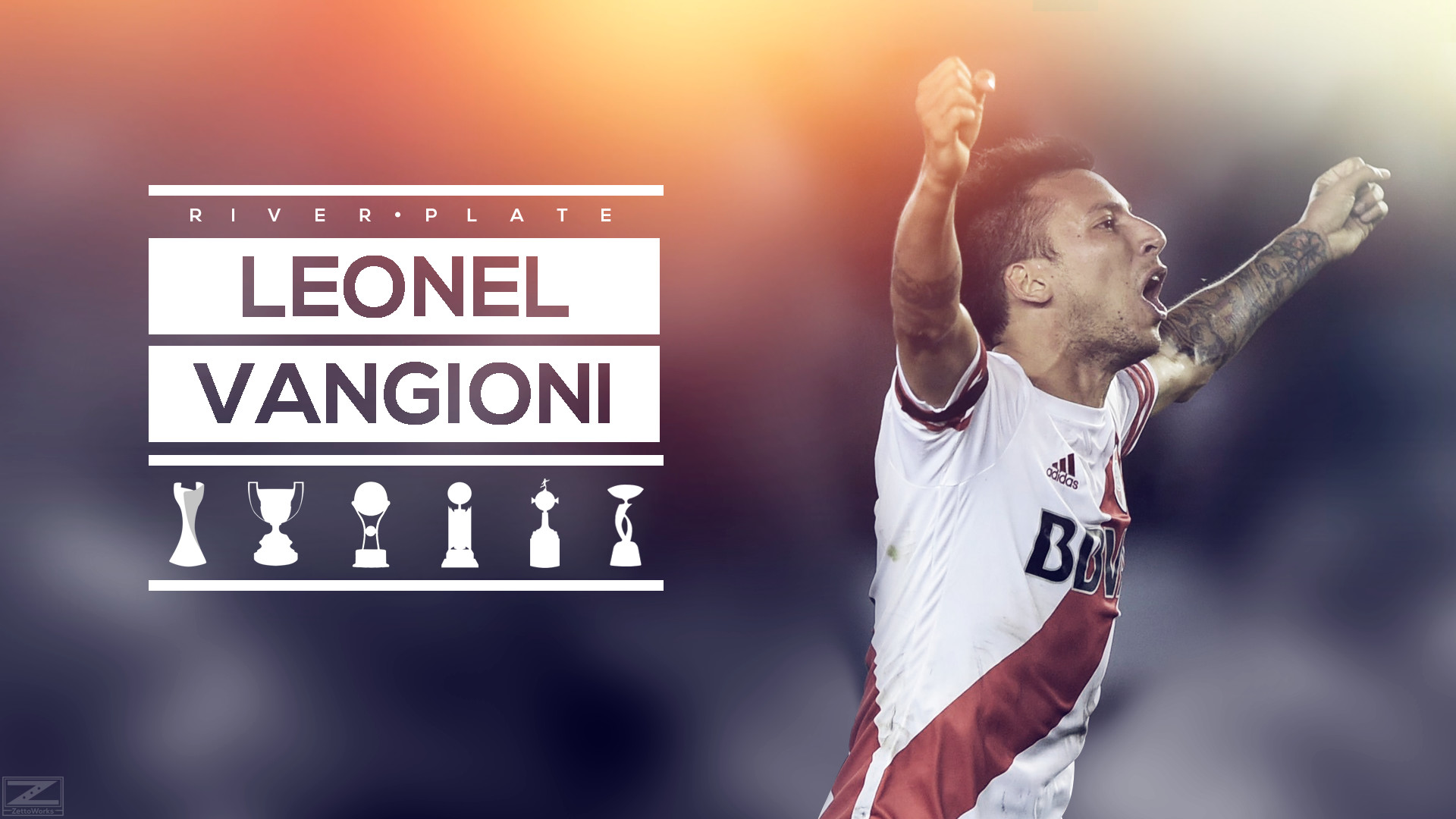 1920x1080 River Plate campeon wallpapers