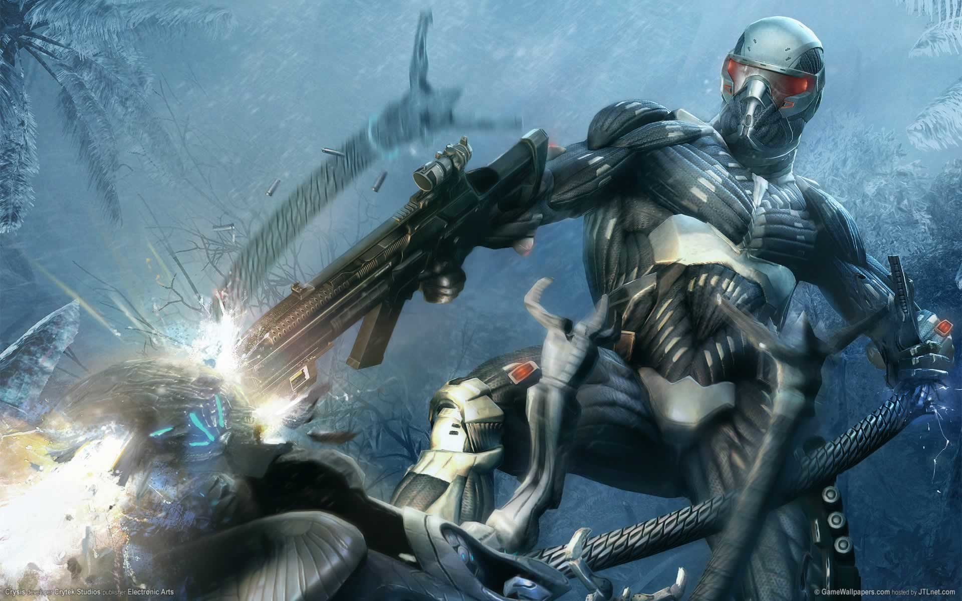 1920x1200 Crysis images Pics from in the game HD wallpaper and background photos
