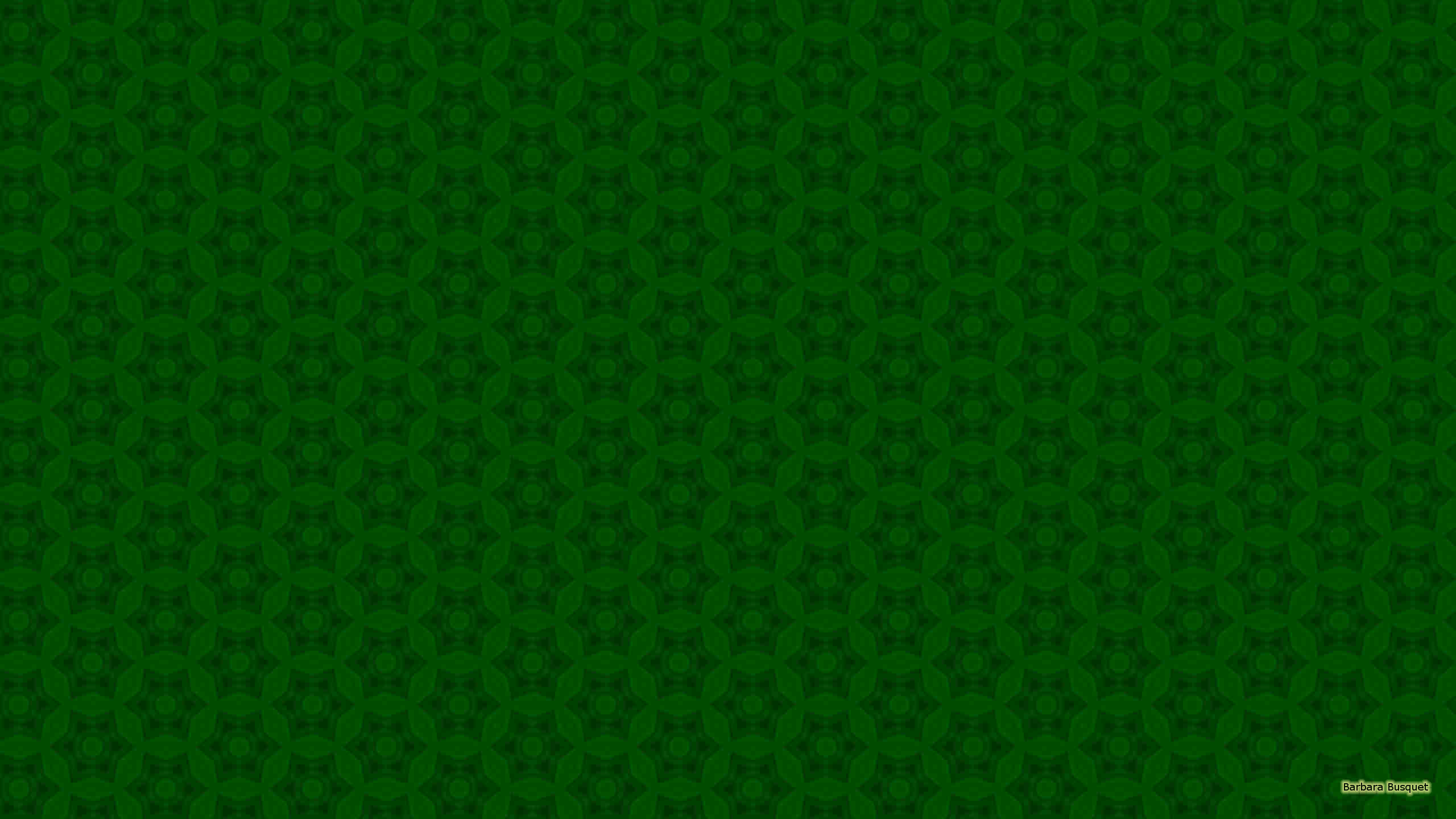 2560x1440 Dark green pattern wallpaper