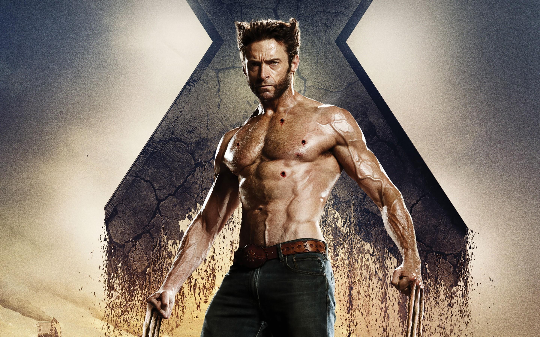 Hugh Jackman Wolverine...