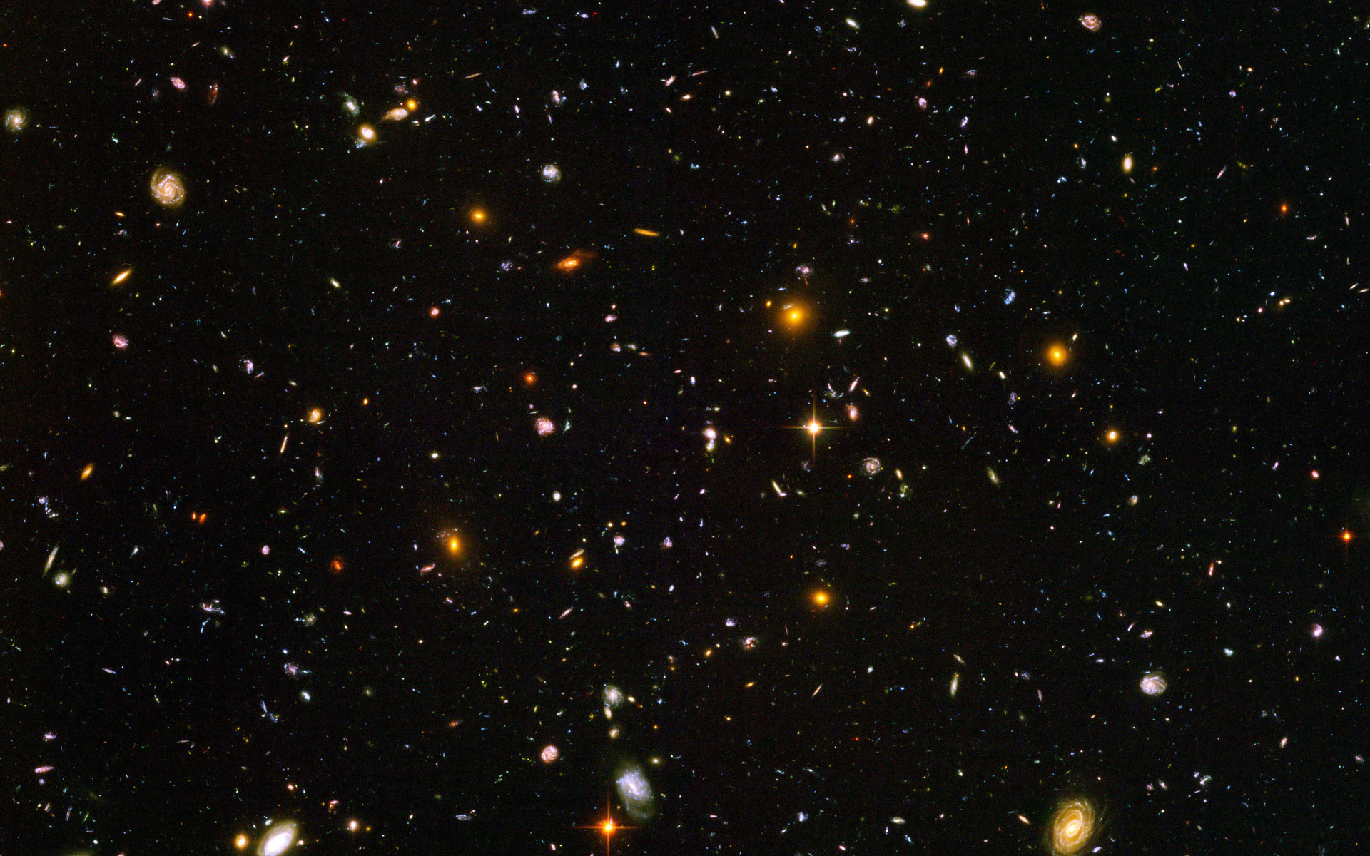 hubble ultra deep field wallpaper 1600x900 (46+ images)