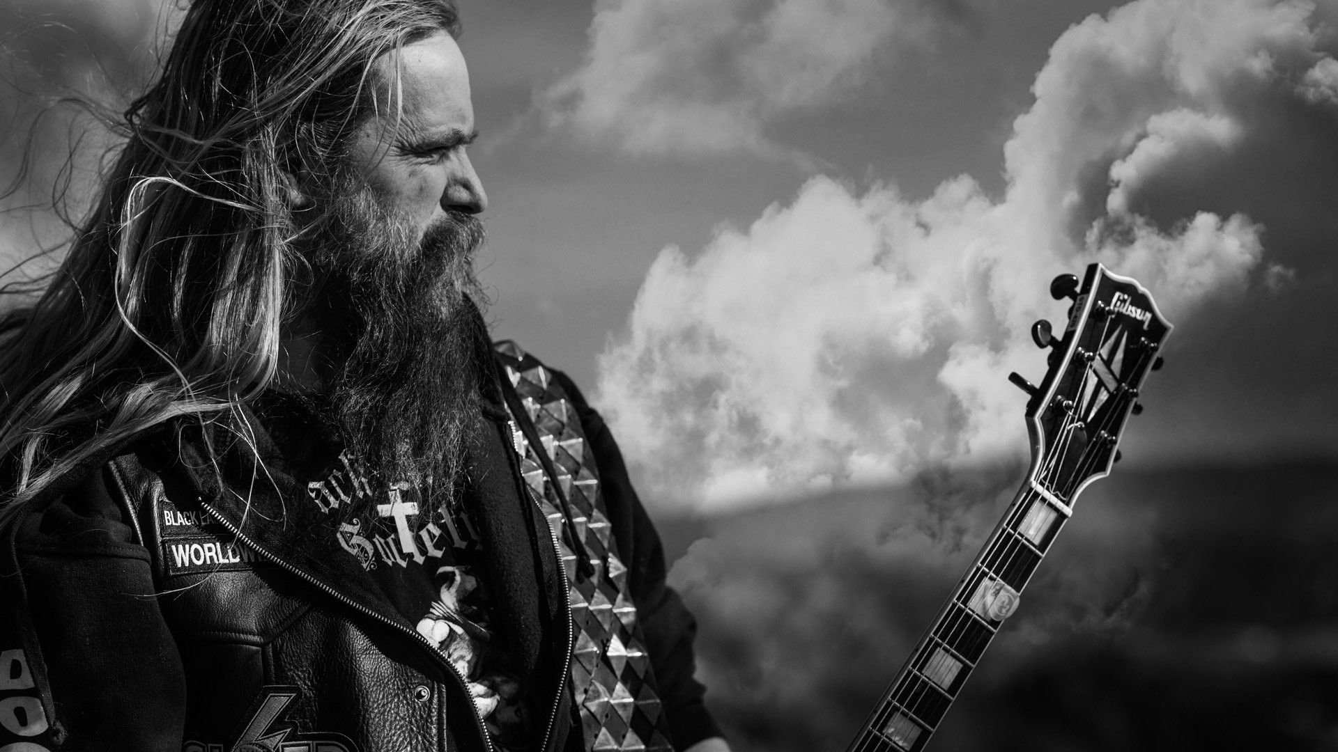 1920x1080 Musik - Black Label Society Gitarre Guitarist Heavy Metal Zakk Wylde  Wallpaper