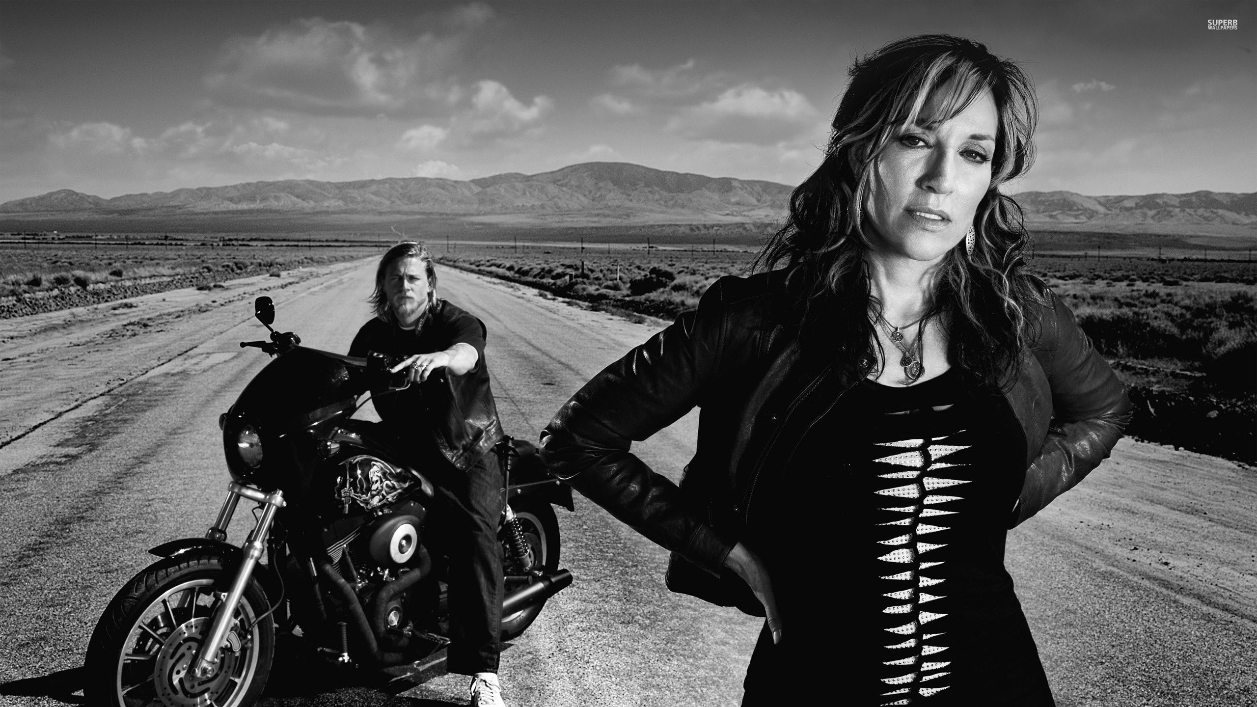 2560x1440 free wallpaper and screensavers for sons of anarchy (Welsh Smith 2560 x  1440)