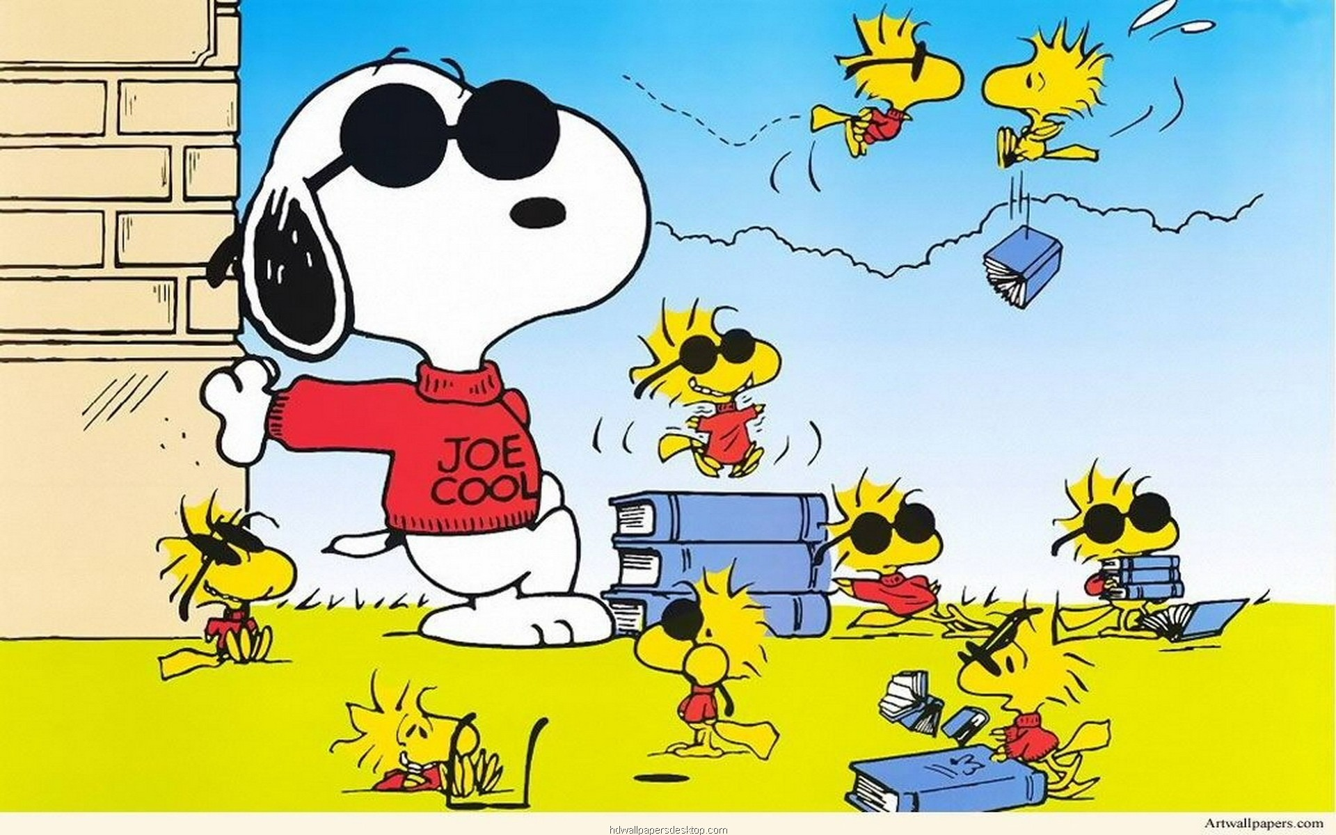 1920x1200 Peanuts Easter Wallpapers - Wallpaper Cave