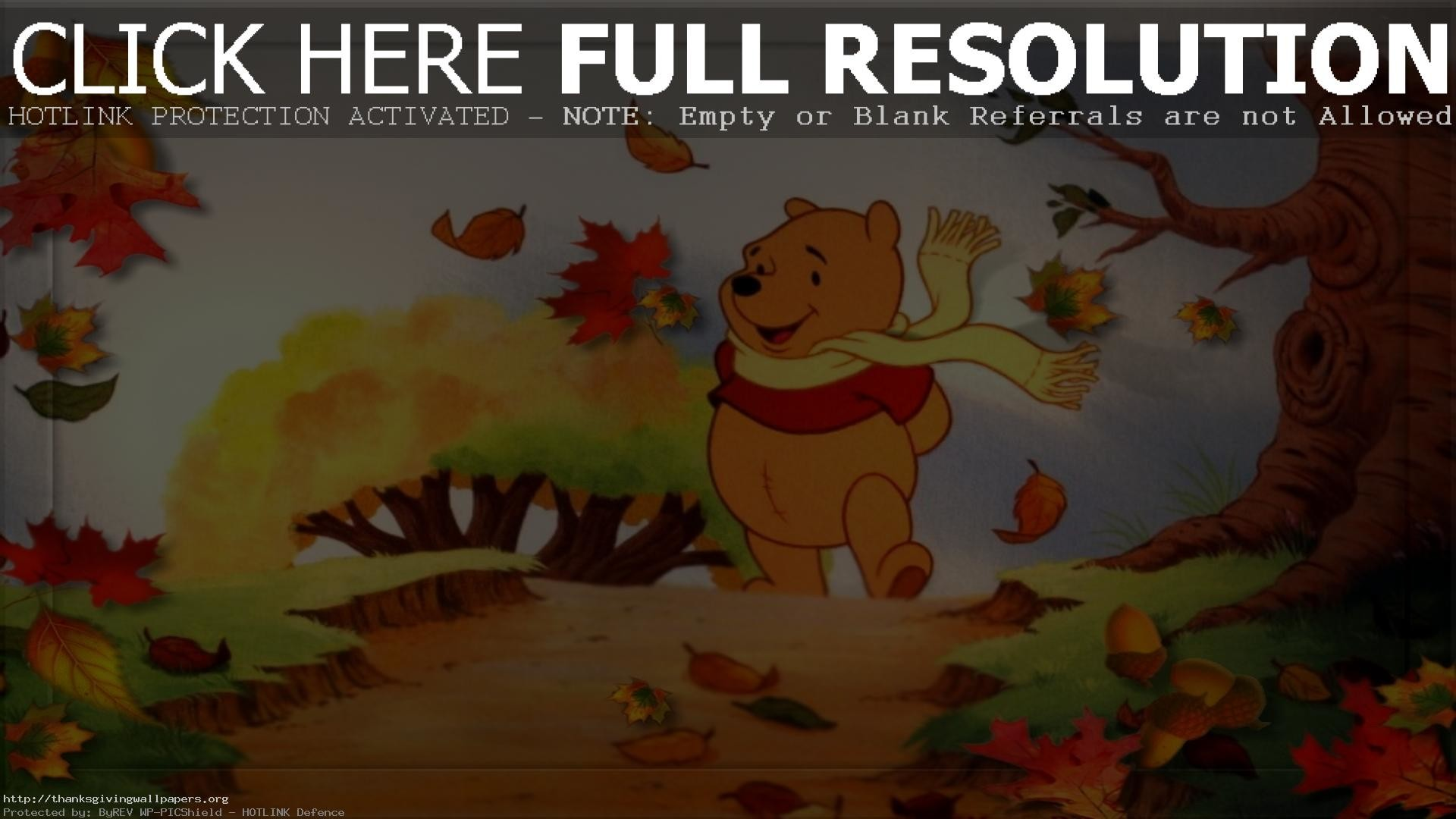 1920x1080 Happy Thanksgiving Disney Wallpaper Images