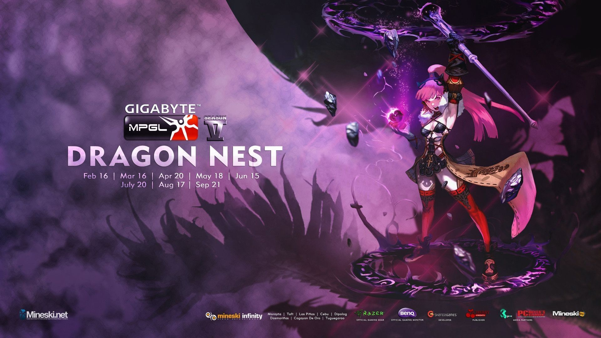 1920x1080 2 Dragon Nest HD Wallpapers | Backgrounds - Wallpaper Abyss