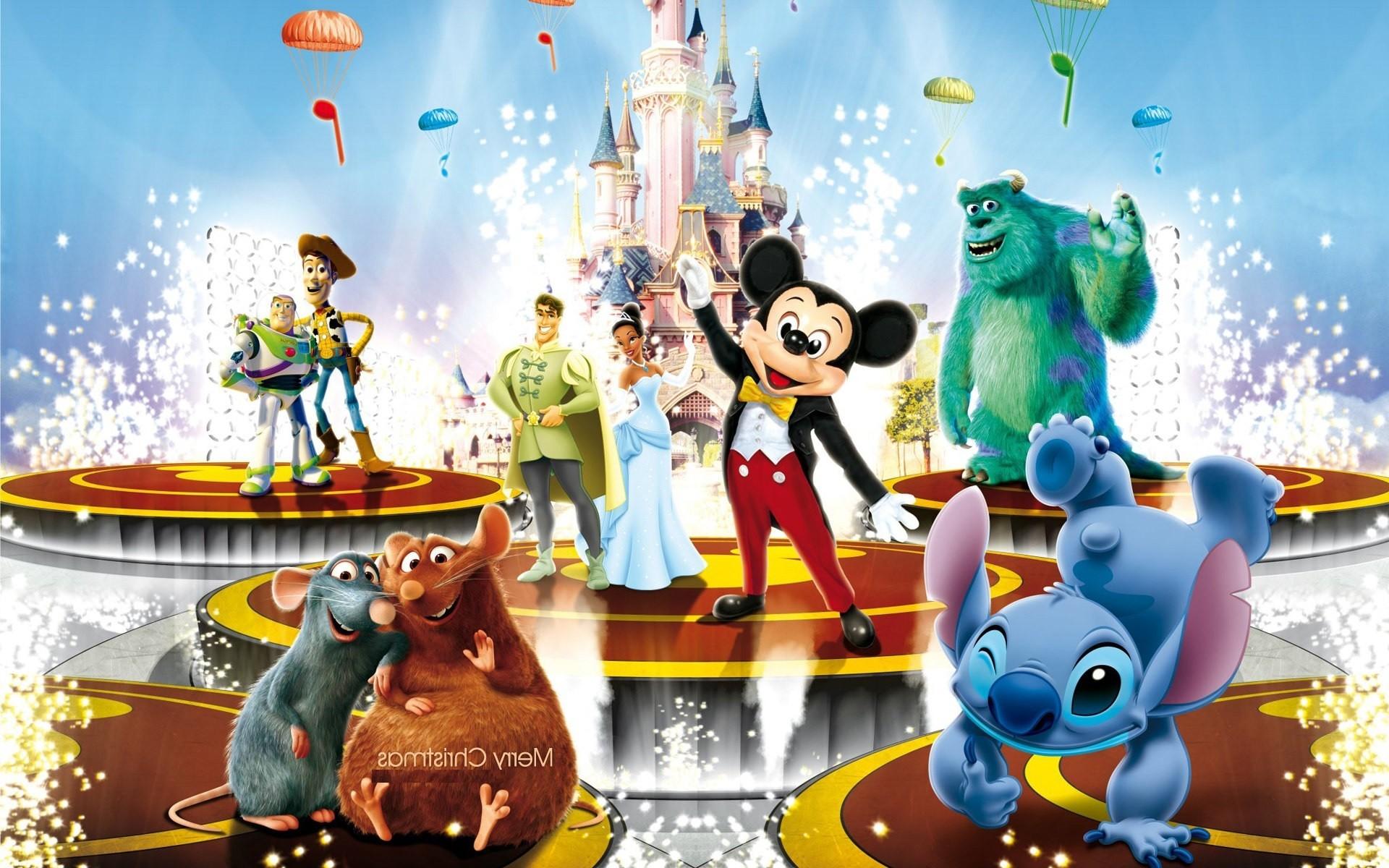 Disney Character Wallpaper 57 Images