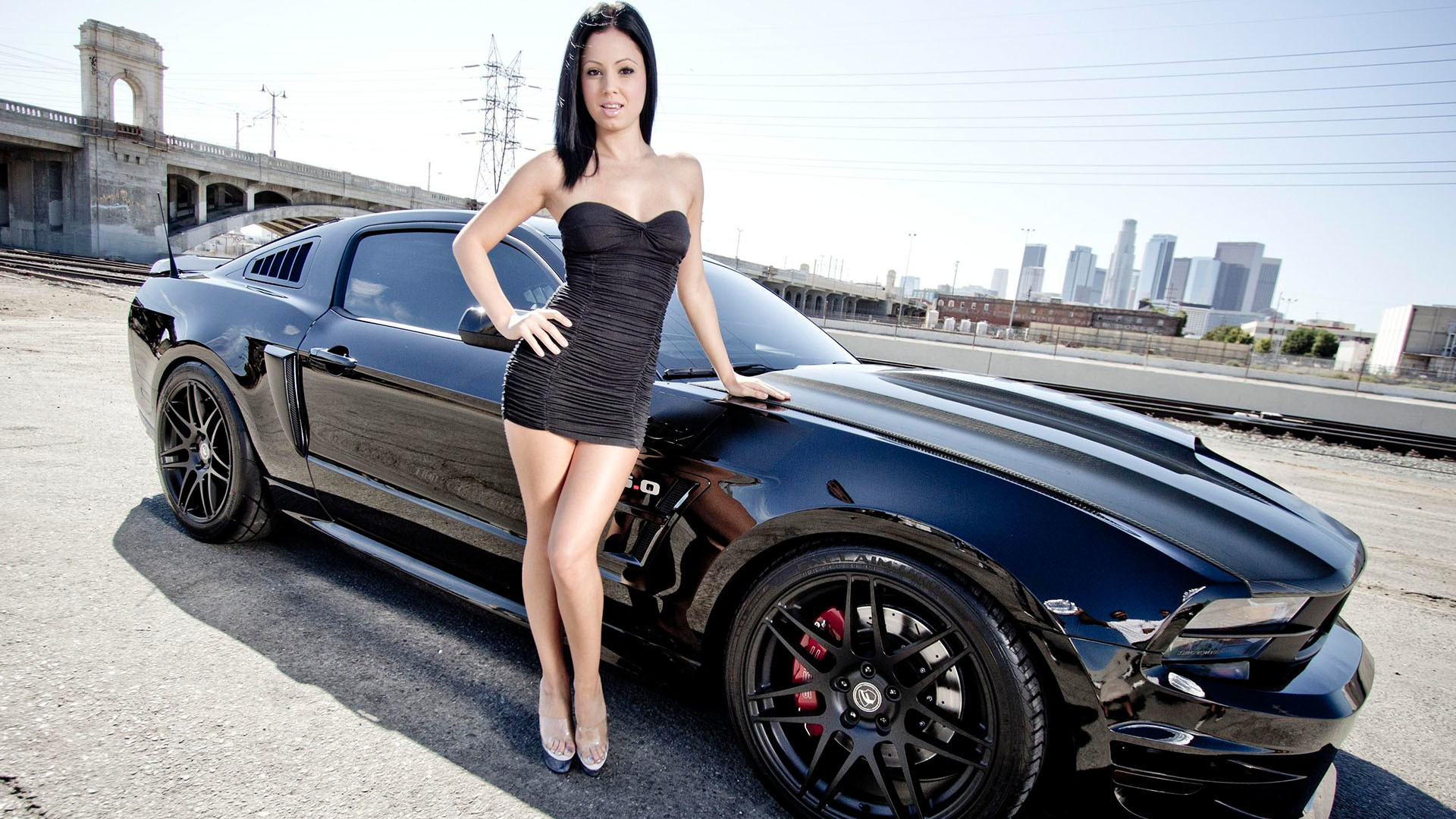 1920x1080 Mustangs Girls Stang - Bing images | 2005 to 2014 Mustangs (5th Gen) |  Pinterest | Mustang girl and 2014 mustang