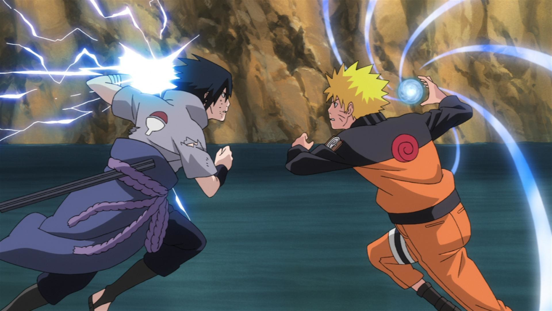 1920x1080 Naruto Vs Sasuke Wallpaper Shippuden 19977 Full HD Wallpaper .