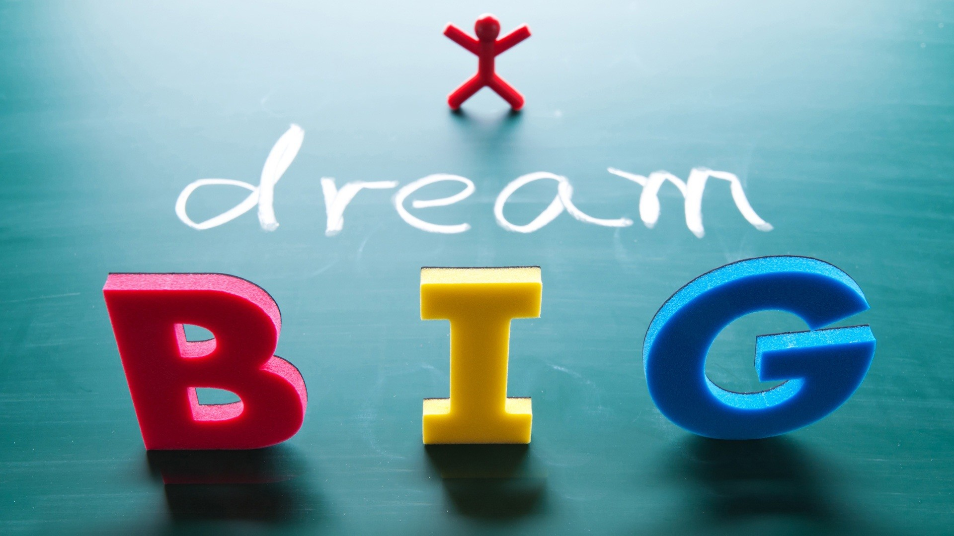 1920x1080 Big Dreams Success Key