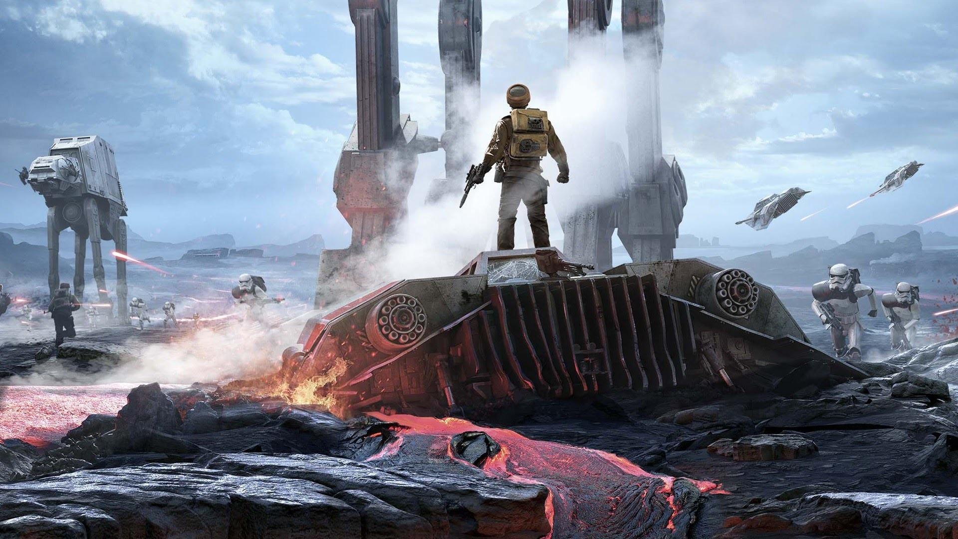 Star Wars Battlefront Wallpapers 1080p (82+ images)