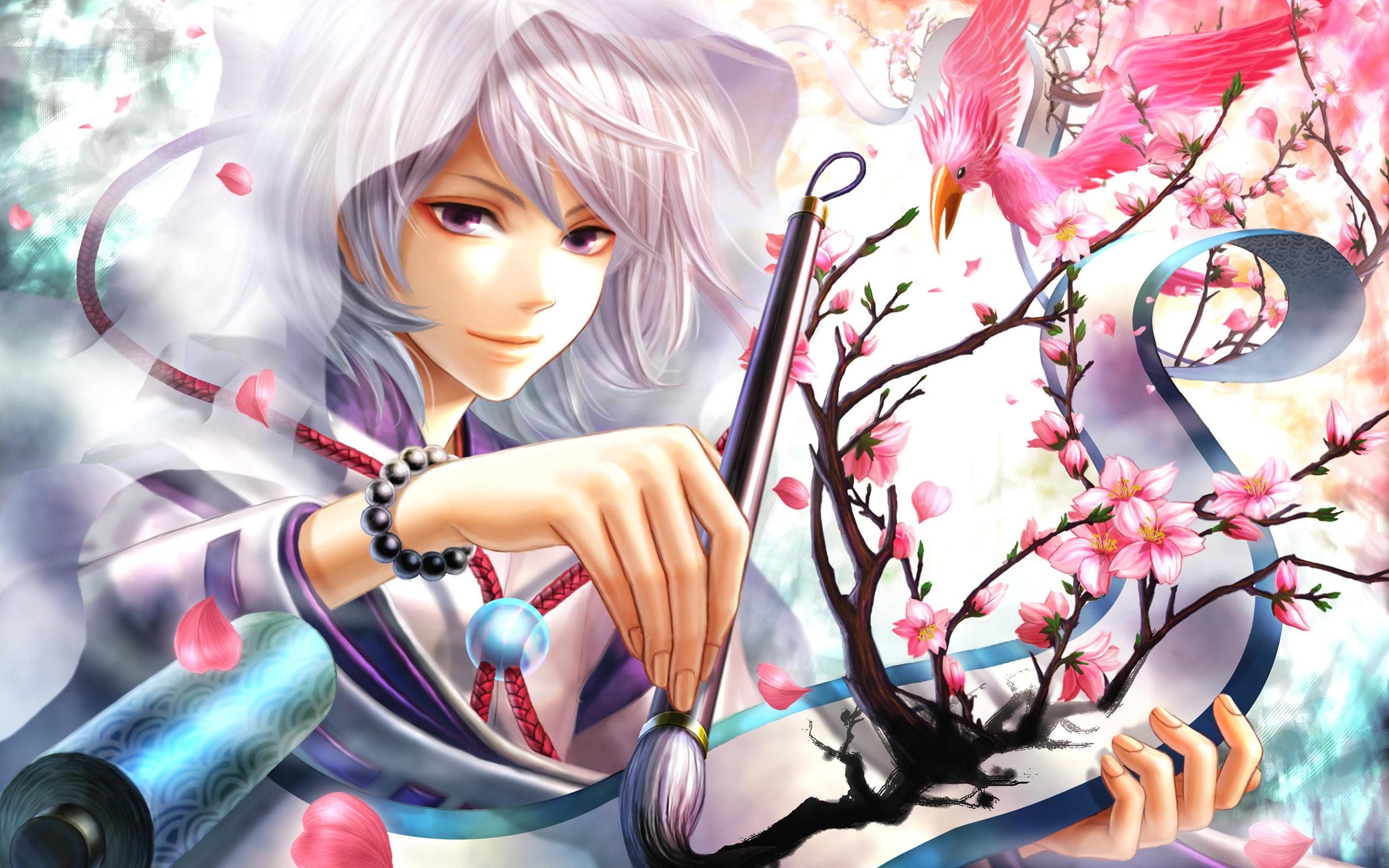 Anime Boy Wallpaper (66+ images)