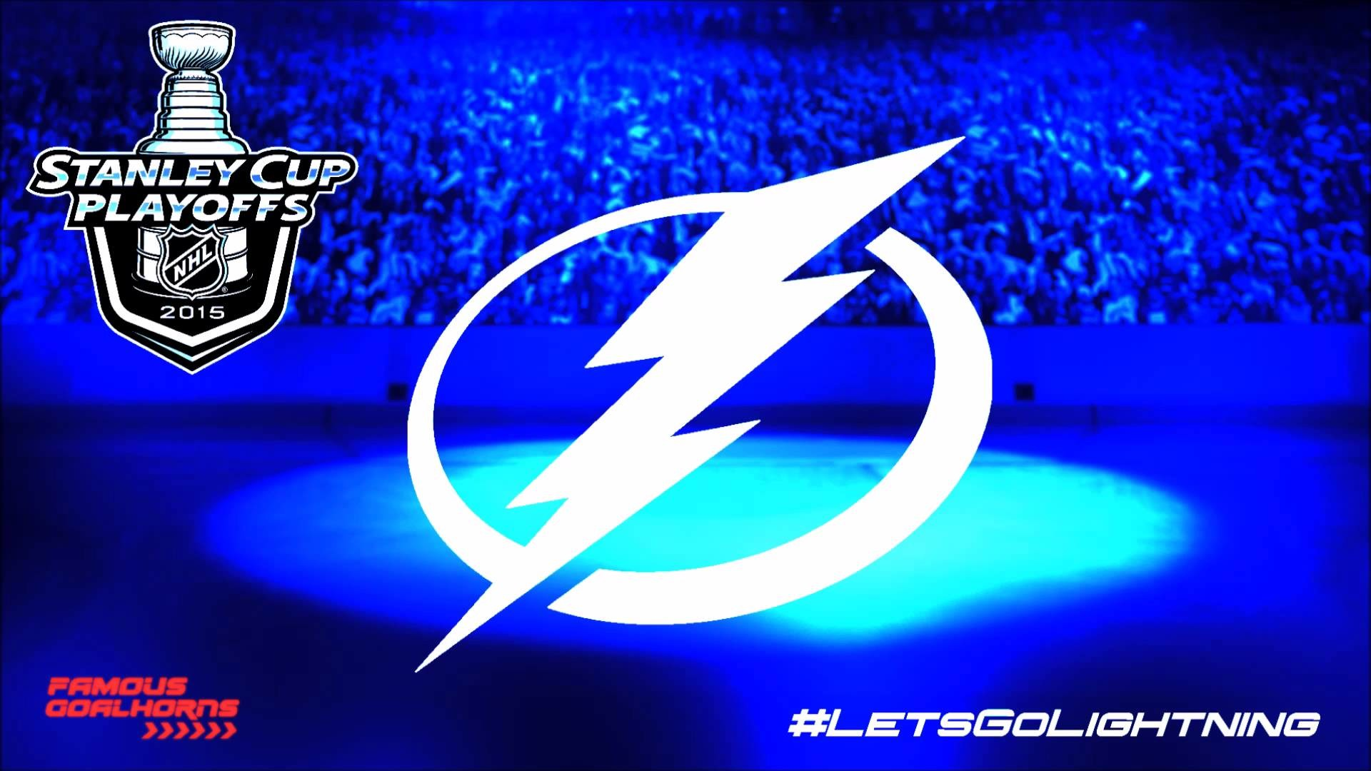 1920x1080 Tampa Bay Lightning 2015 Playoffs Goal Horn YouTube