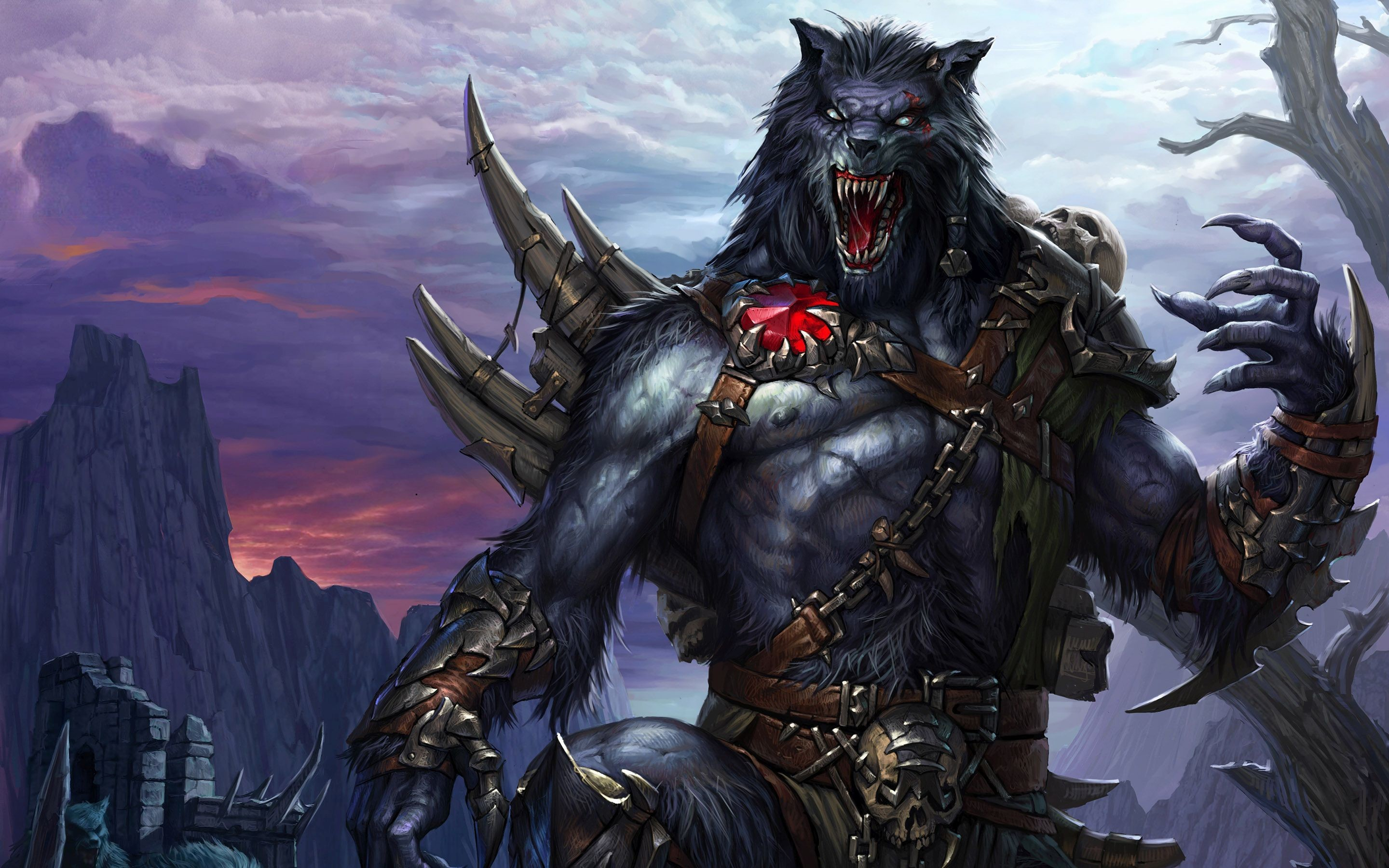 2880x1800 wallpaper.wiki-Werewolf-HD-Backgrounds-PIC-WPD004900