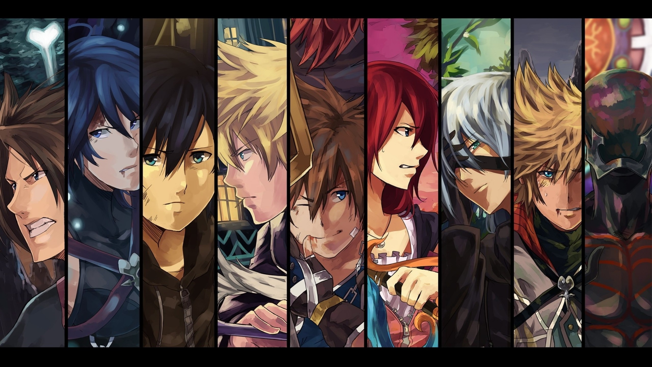 2560x1440 Download Wallpapers, Download  kingdom hearts anime .