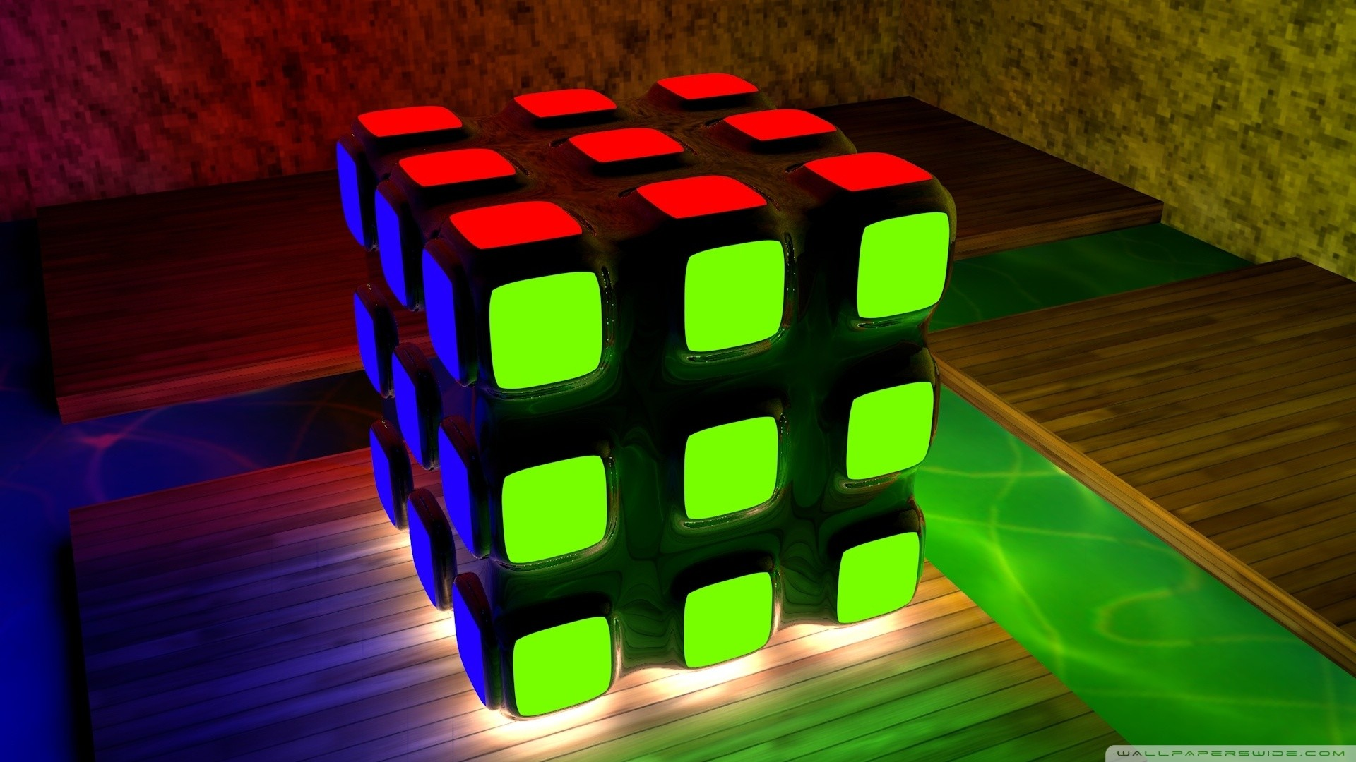 Rubiks Cube Wallpaper 76 Images
