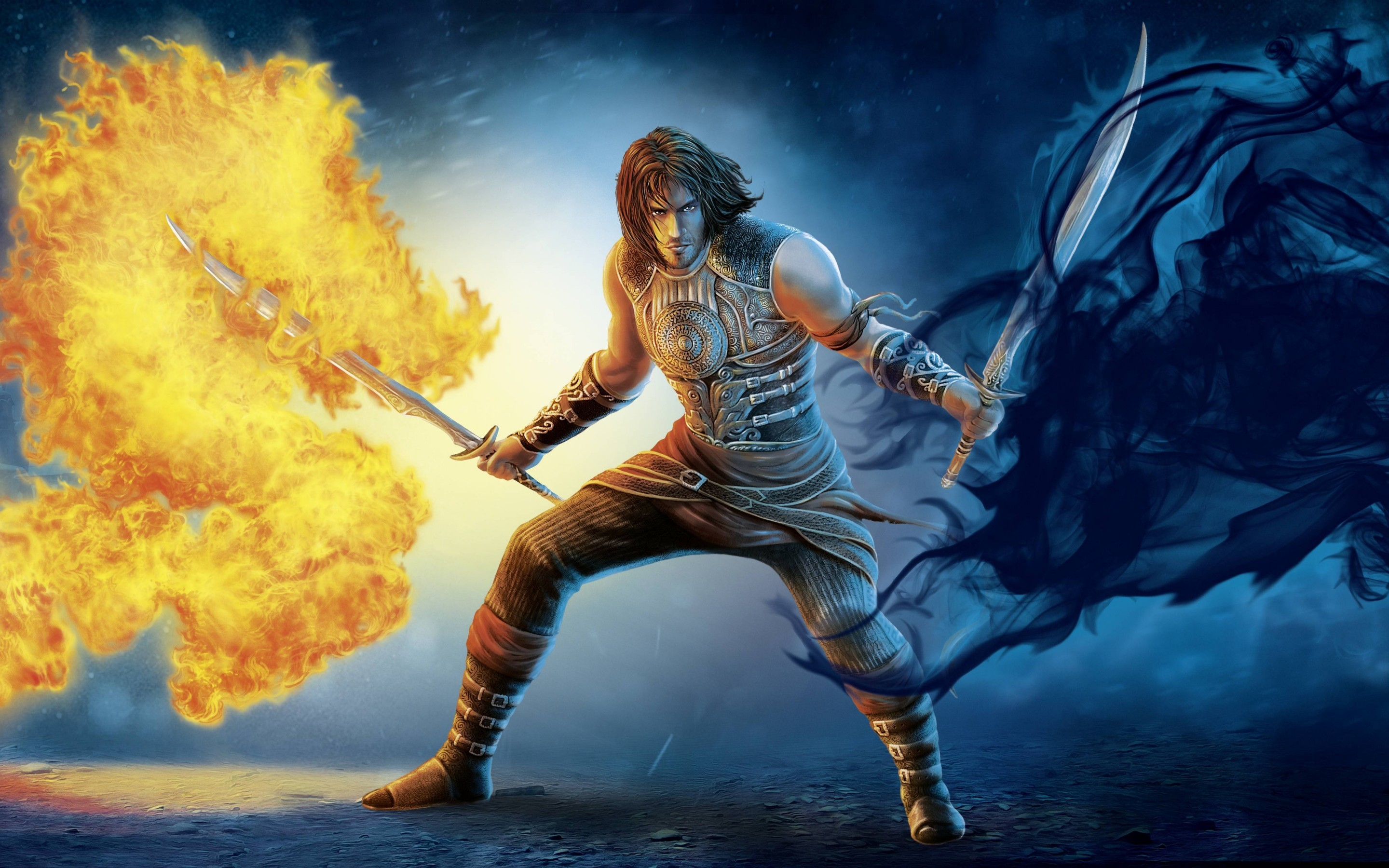 2880x1800 Prince of Persia 2 The Shadow and the Flame
