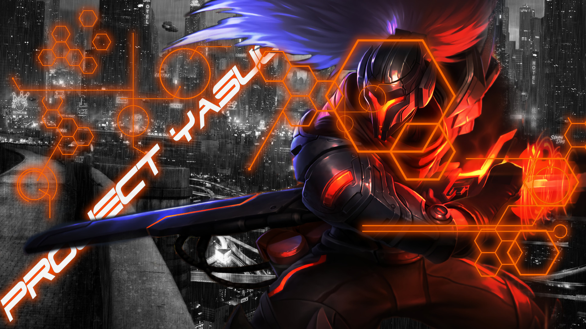 1920x1080 Project Yasuo Wallpaper by RandomKeypunchr Project Yasuo Wallpaper by  RandomKeypunchr