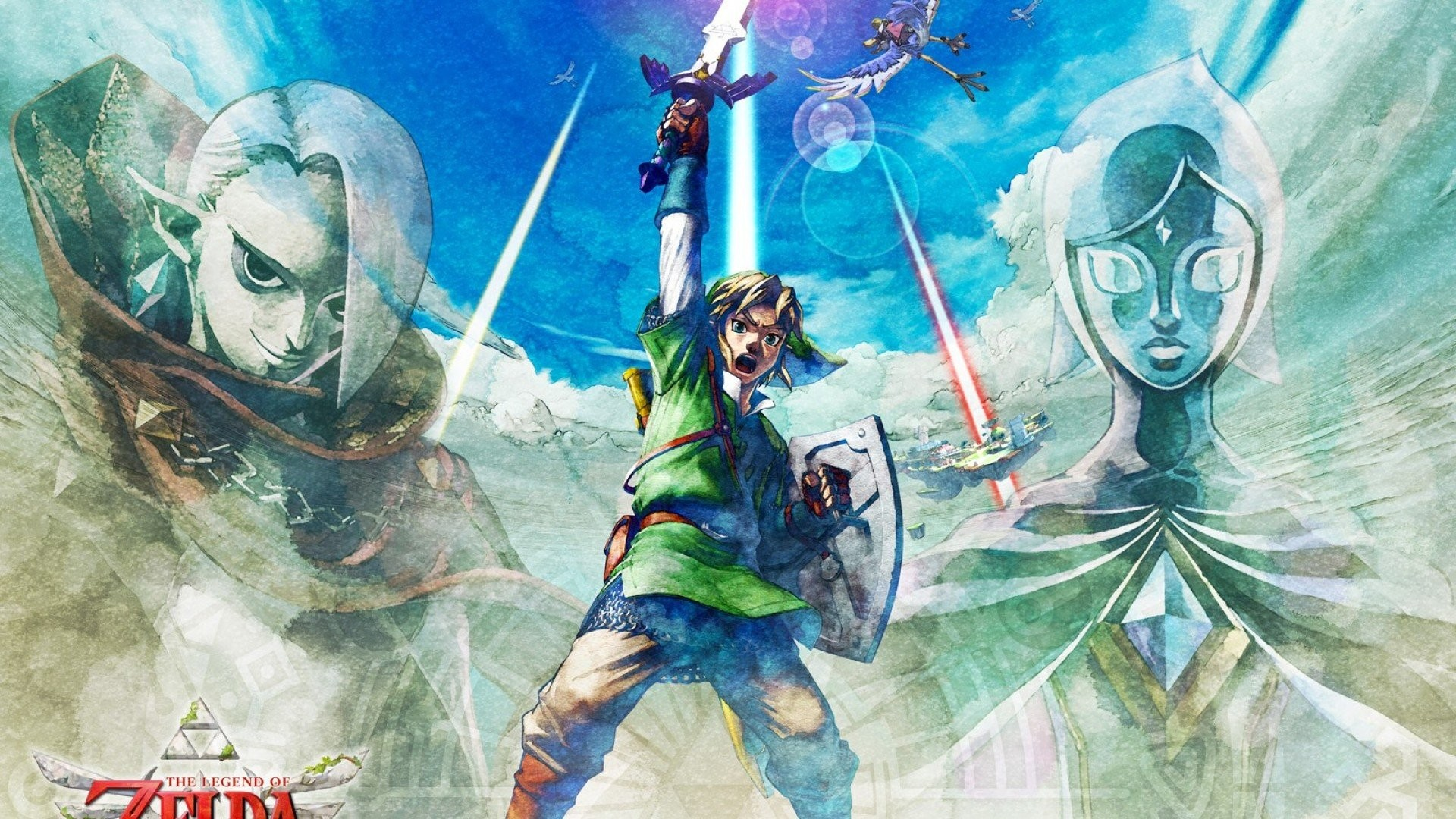 skyward sword paper Young skyward sword impa princess zelda's friend and guardian impa appears in several forms in several zelda games this is the.
