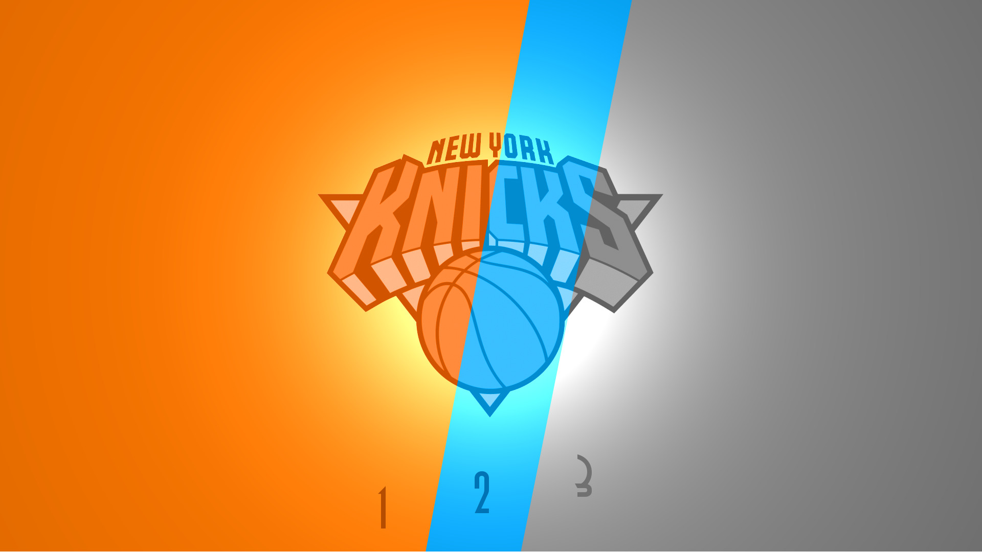 1920x1080 New York Knicks by legosz New York Knicks by legosz