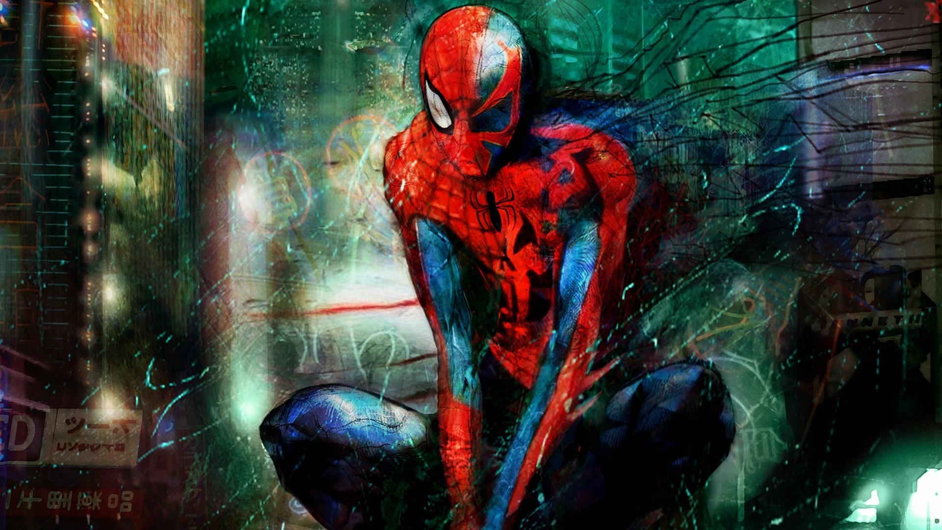1920x1438 The Amazing SpiderMan HD desktop wallpaper : Widescreen : High 1920×1438 The Amazing Spider