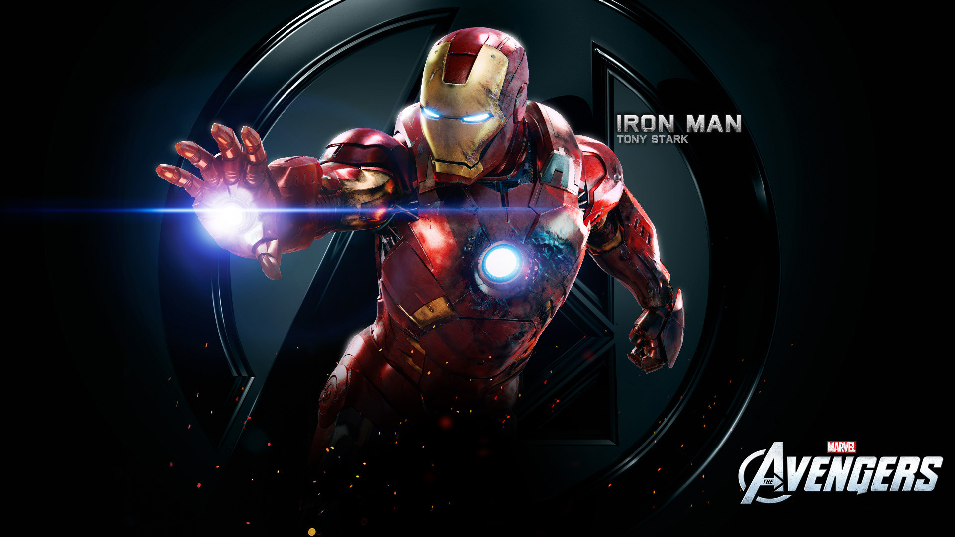 1920x1080 Iron Man Tony Stark
