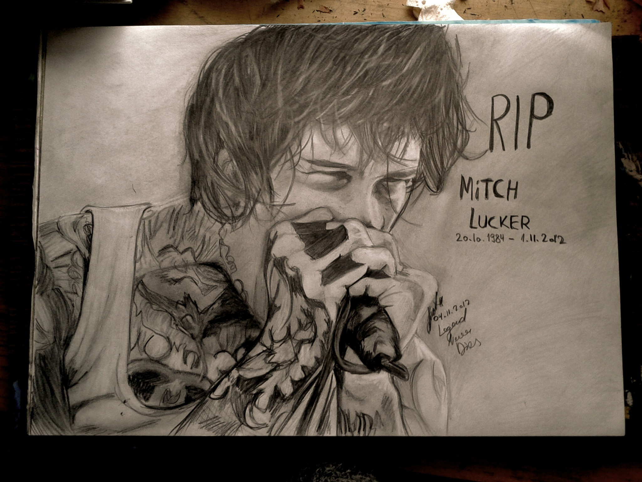 2048x1536 Mitch Lucker by fakeplasticDREAMdoll Mitch Lucker by fakeplasticDREAMdoll