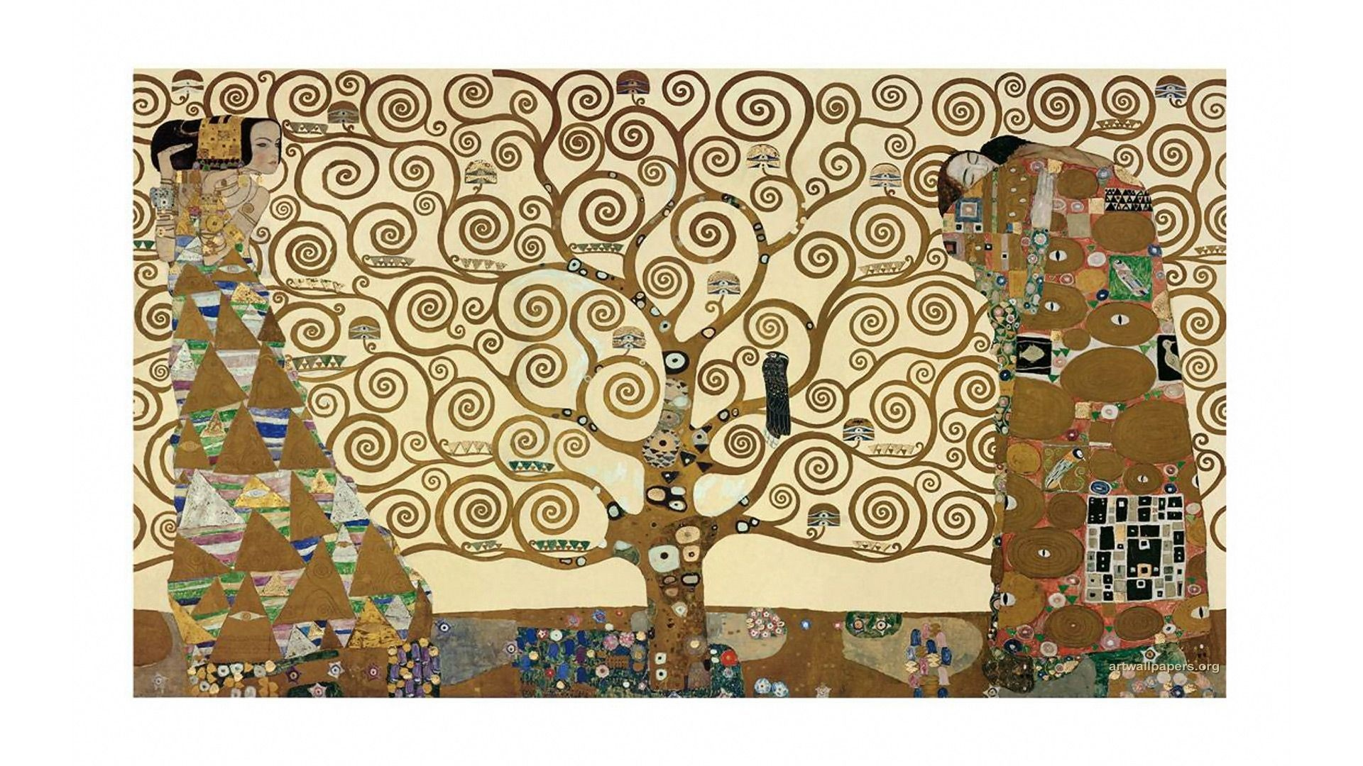 1920x1080 Klimt Gustav Klimt Wallpaper Image 1024×768 Klimt Wallpapers (52 Wallpapers)  | Adorable