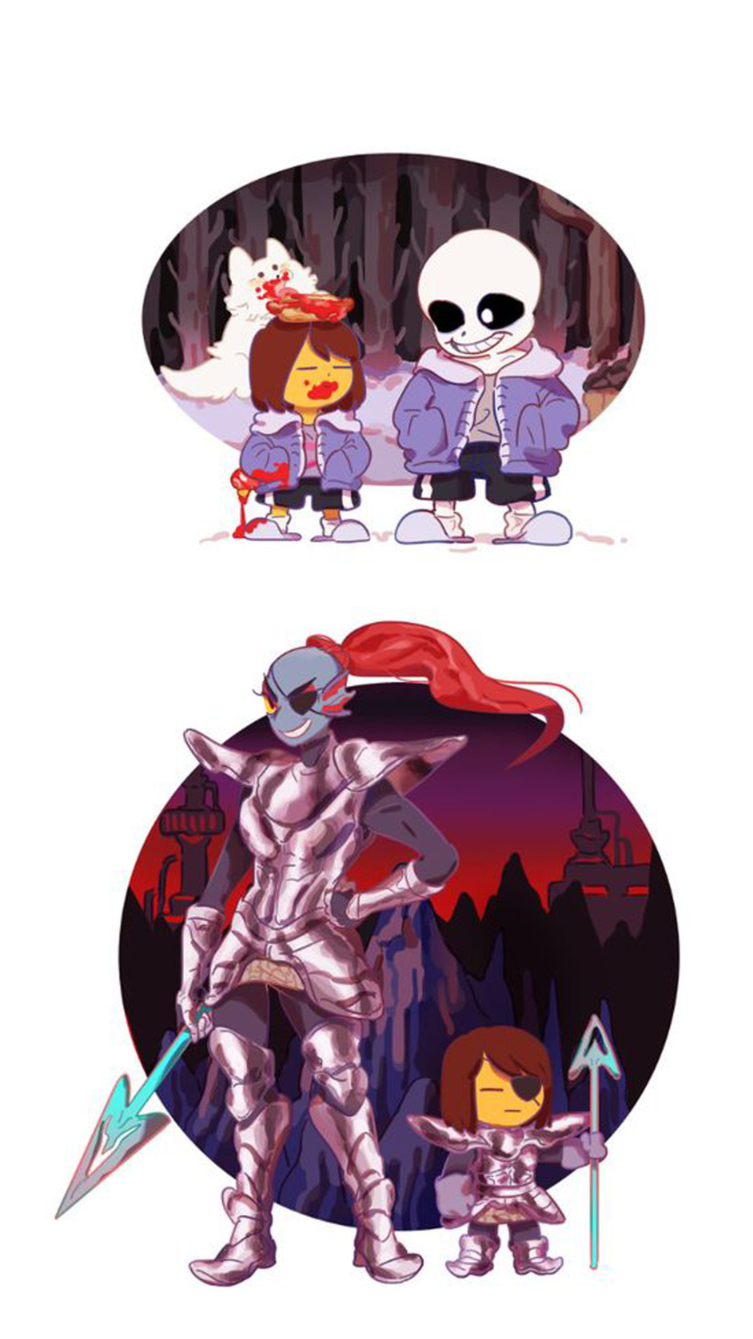 1080x1920 Undertale iphone hd wallpaper