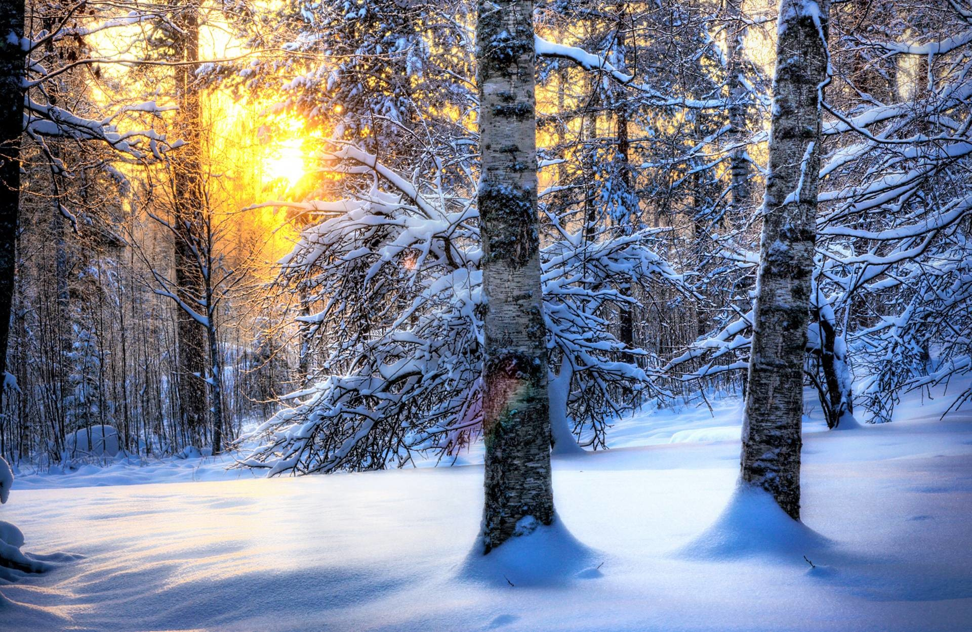 1920x1250 Free winter desktop wallpaper downloads.