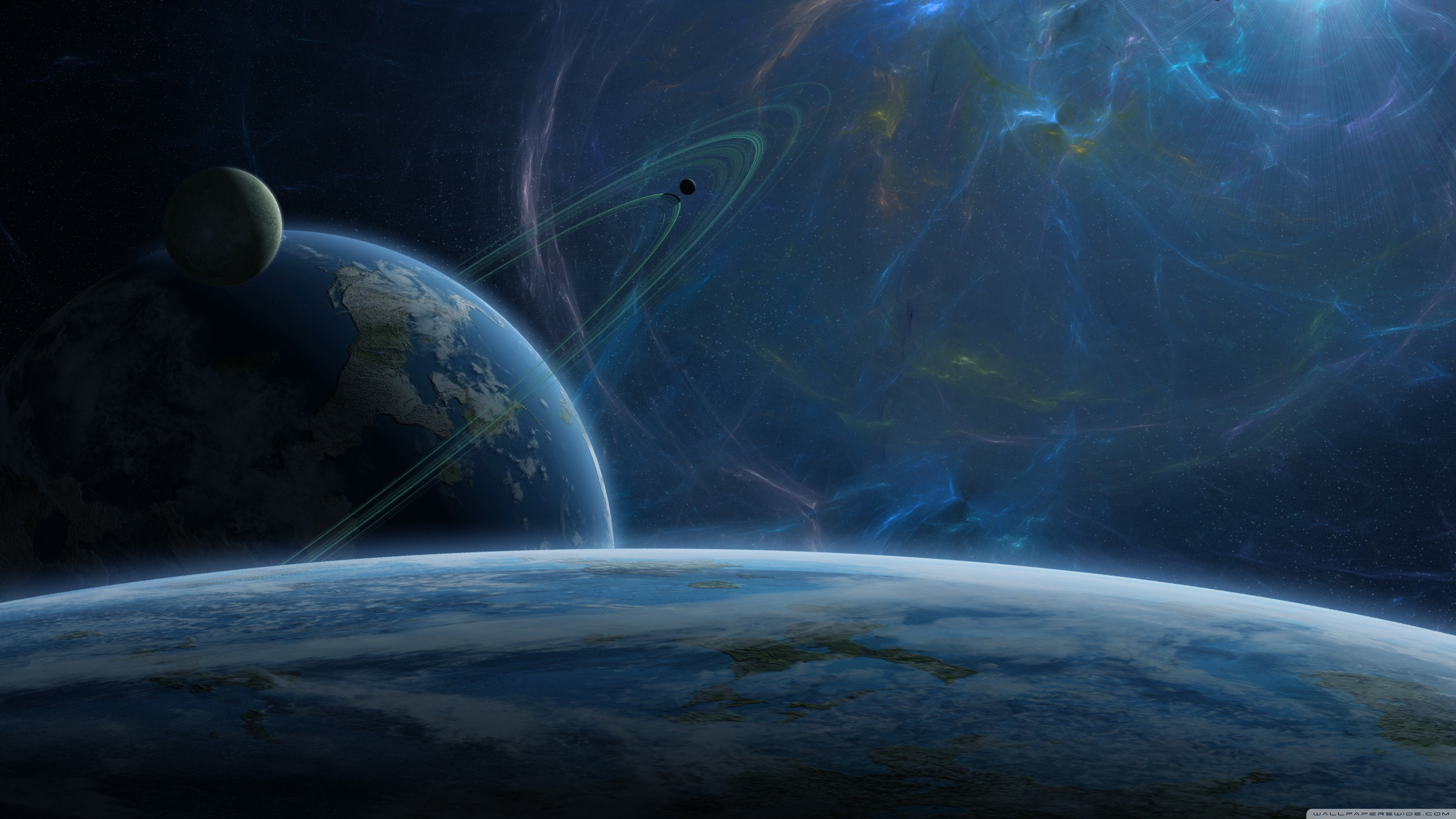 Image Detail For Fantasy Ipad Wallpaper: Fantasy Space Wallpapers (71+ Images
