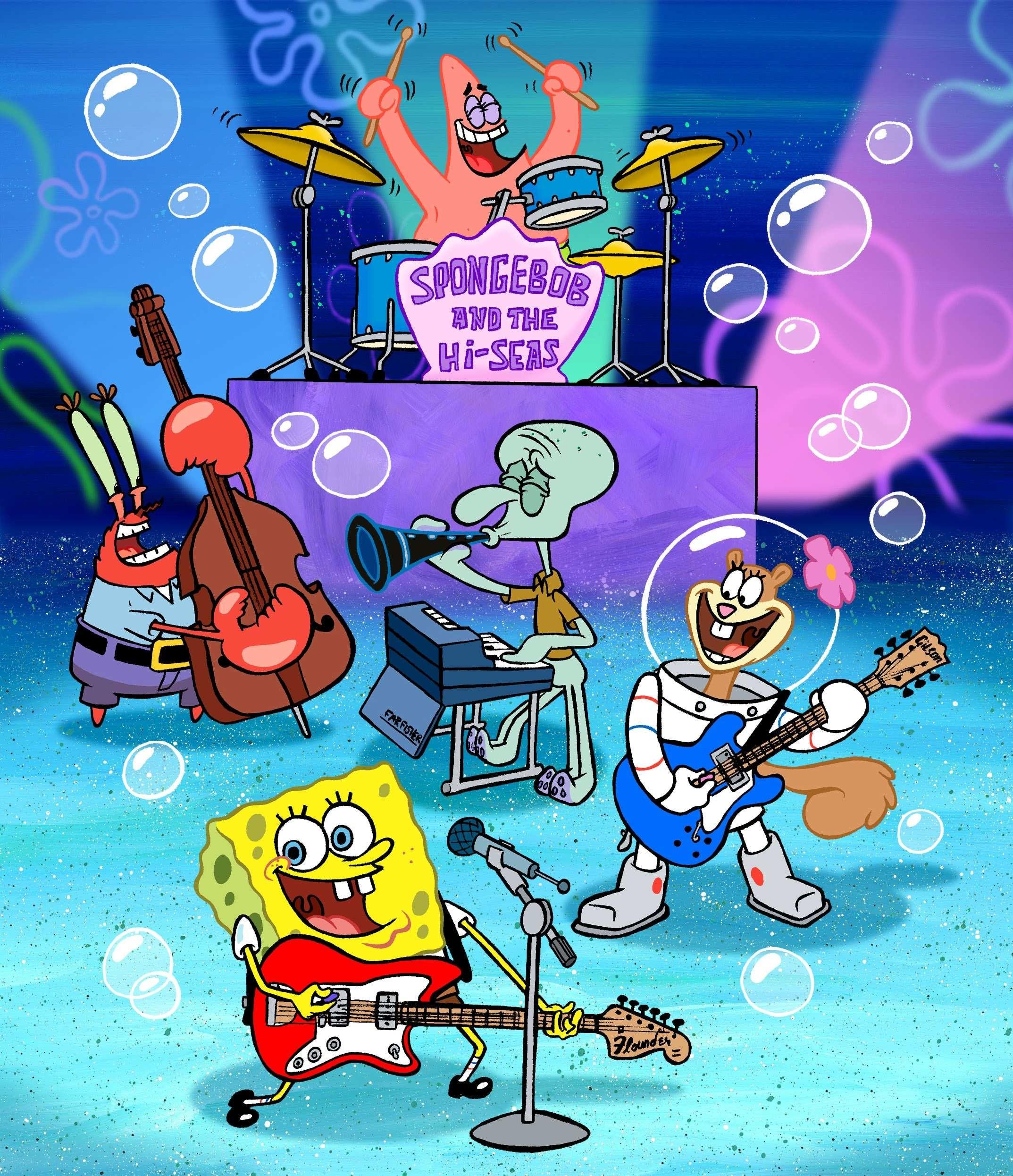 Spongebob Squarepants Wallpaper 66 Images