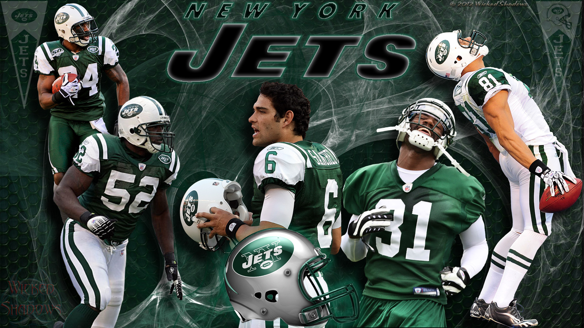 2000x1125 ... wallpapers by wicked shadows new york jets team wallpaper ...