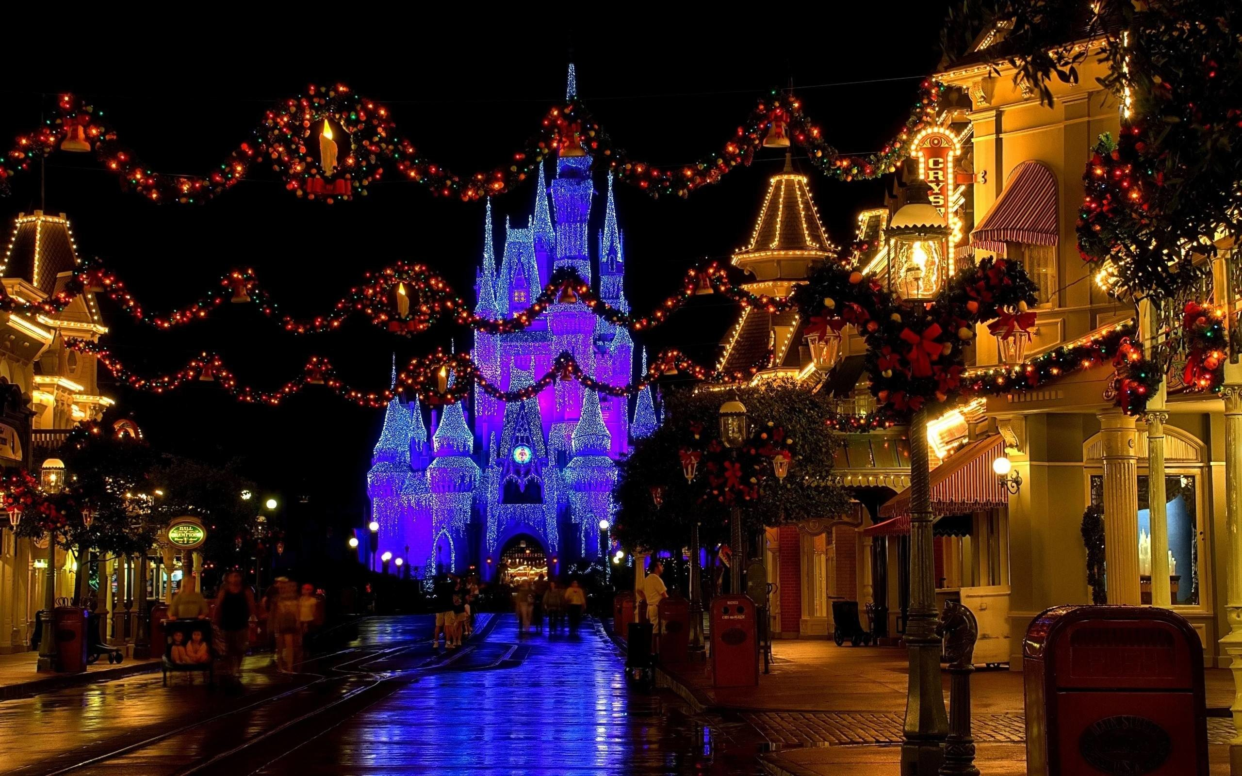 1920x1080 Disney Desktop Christmas Wallpaper