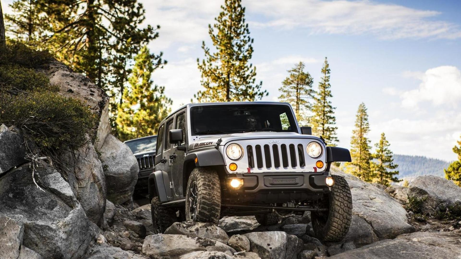Jeep Wrangler Wallpaper HD (63+ images)