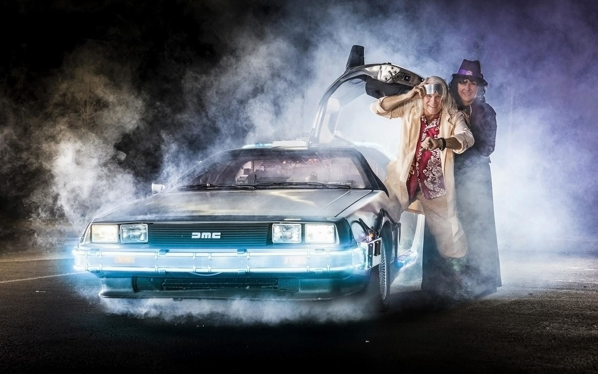 Delorean Wallpaper Hd 70 Images