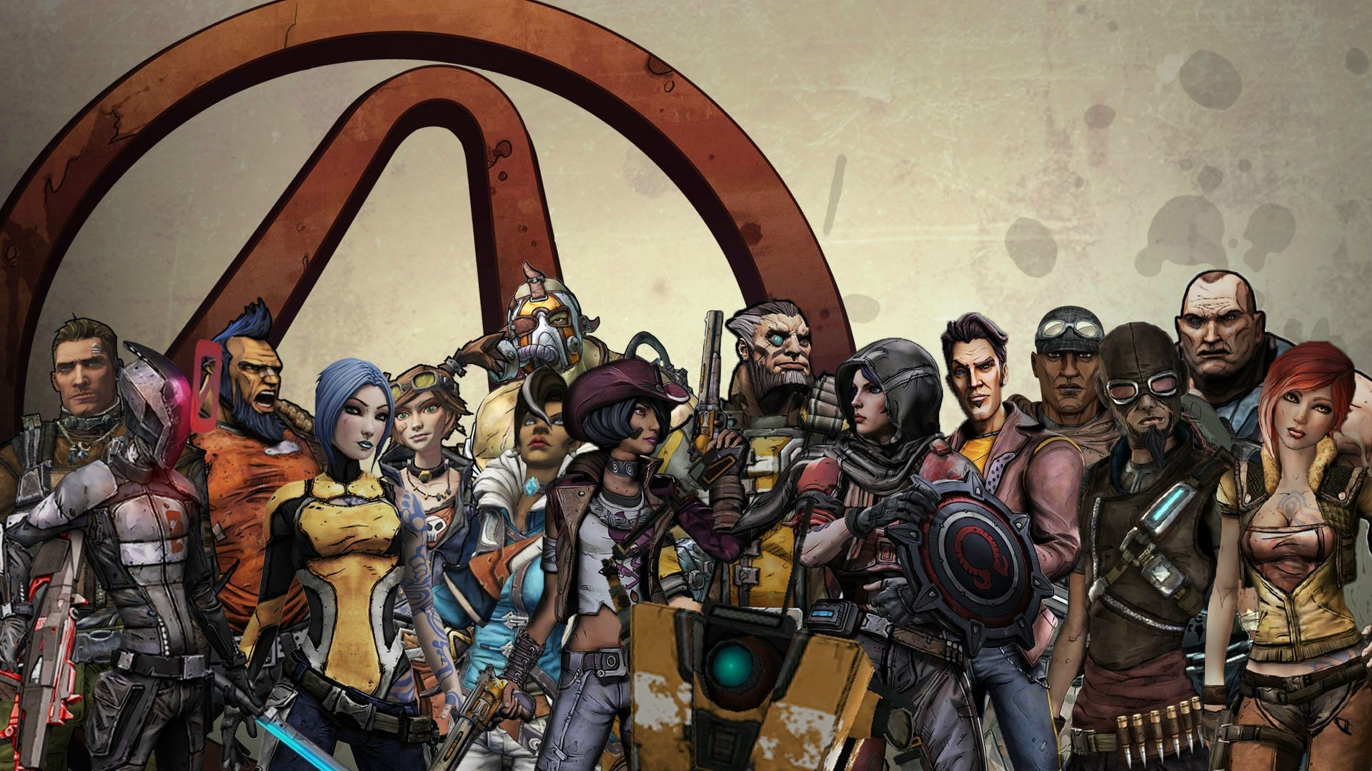 Borderlands 2 Background HD Mechromancer (80+ Images